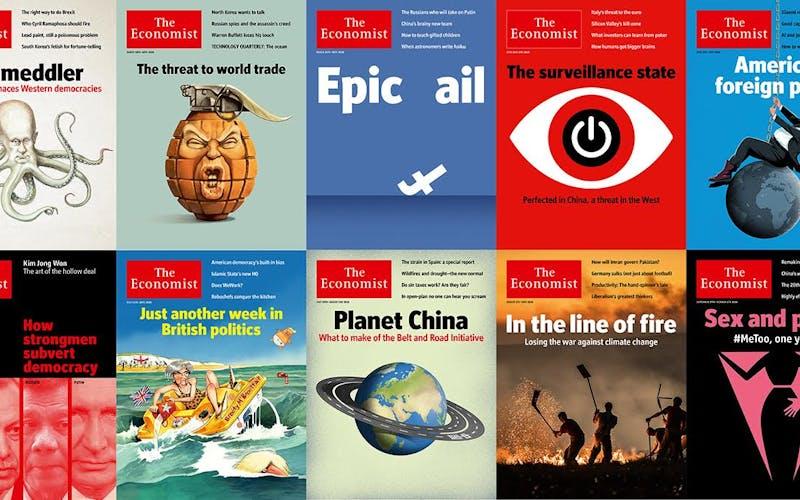 The Economist   Walpole member