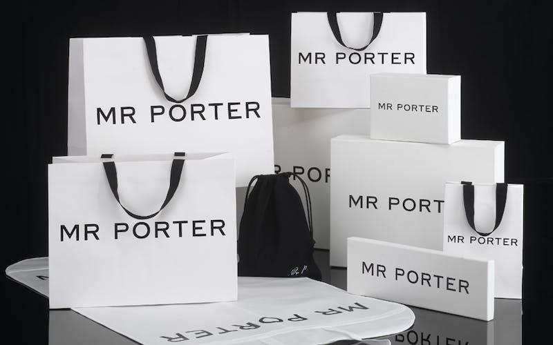 MR PORTER | Walpole member