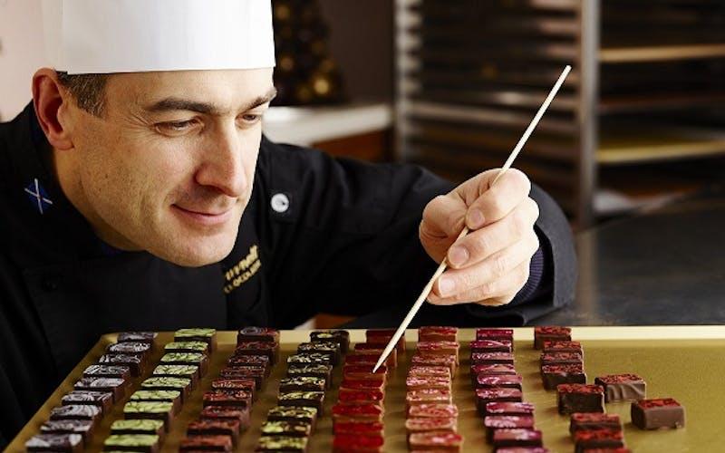 Iain Burnett Highland Chocolatier | Walpole member