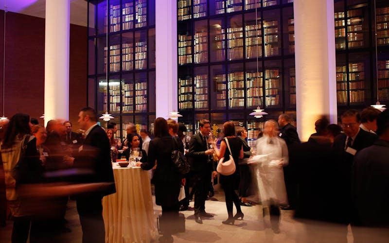 The British Library | Walpole member