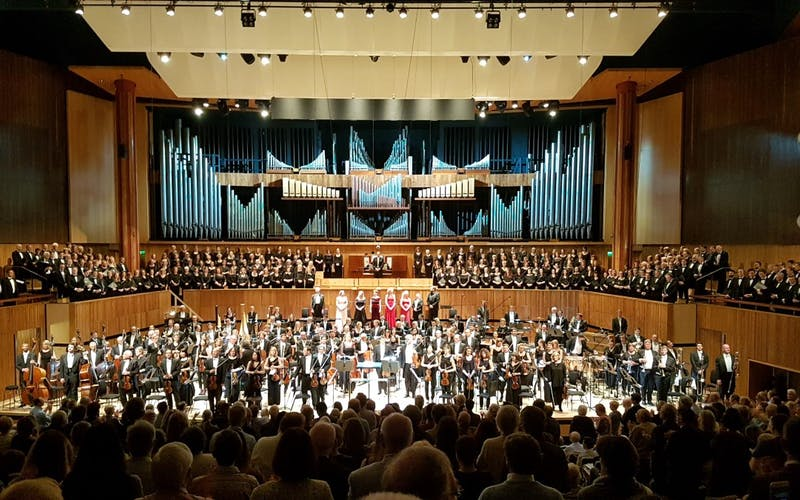 London Philharmonic Orchestra | Walpole member