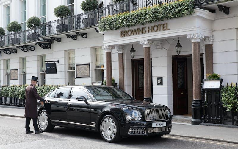 Brown's Hotel | Walpole member