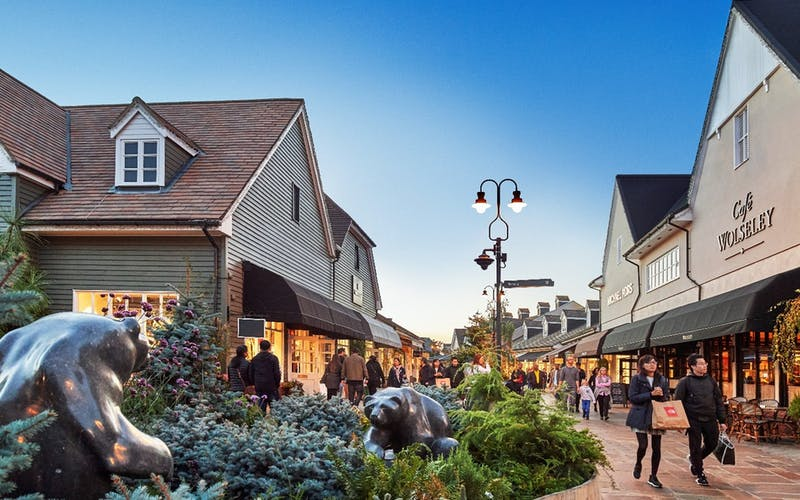The Bicester Village Shopping Collection | Walpole member