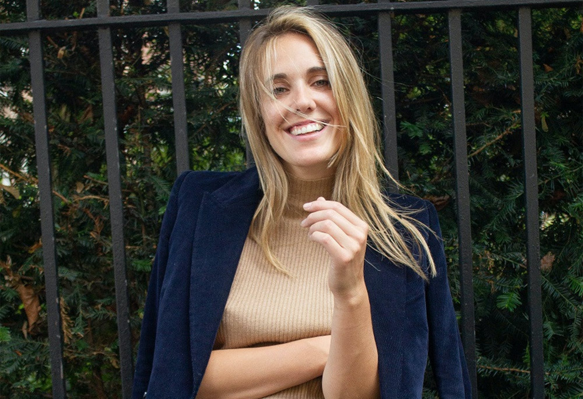 Five Minutes with the Founder Daisy Knatchbull, Founder, The Deck