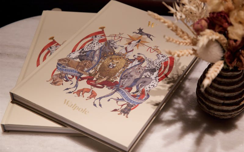 'Through Adversity to the Stars': Introducing the new Walpole Yearbook