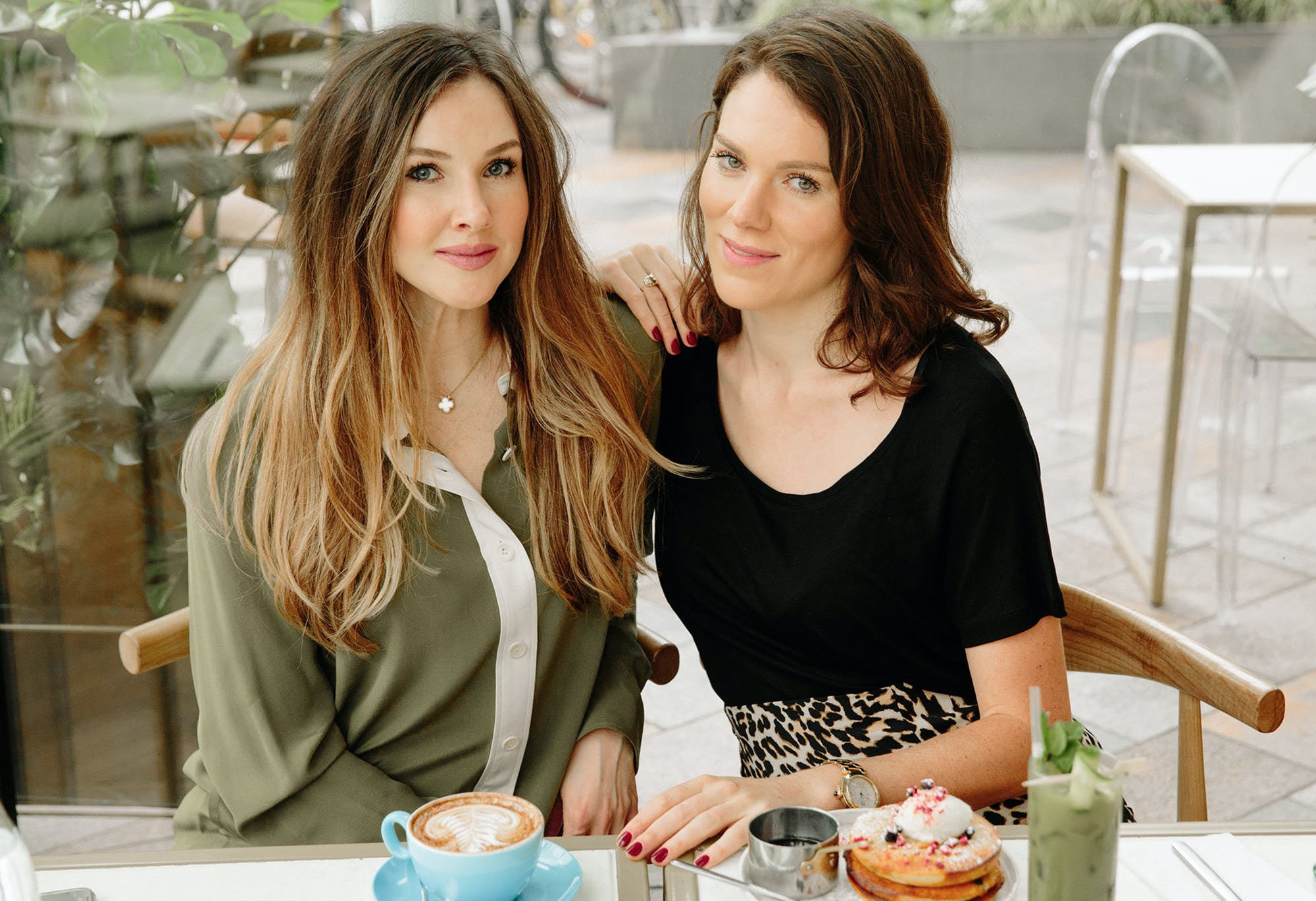 Five Minutes with the Founder Alice Mackintosh & Rosie Speight, Equi London