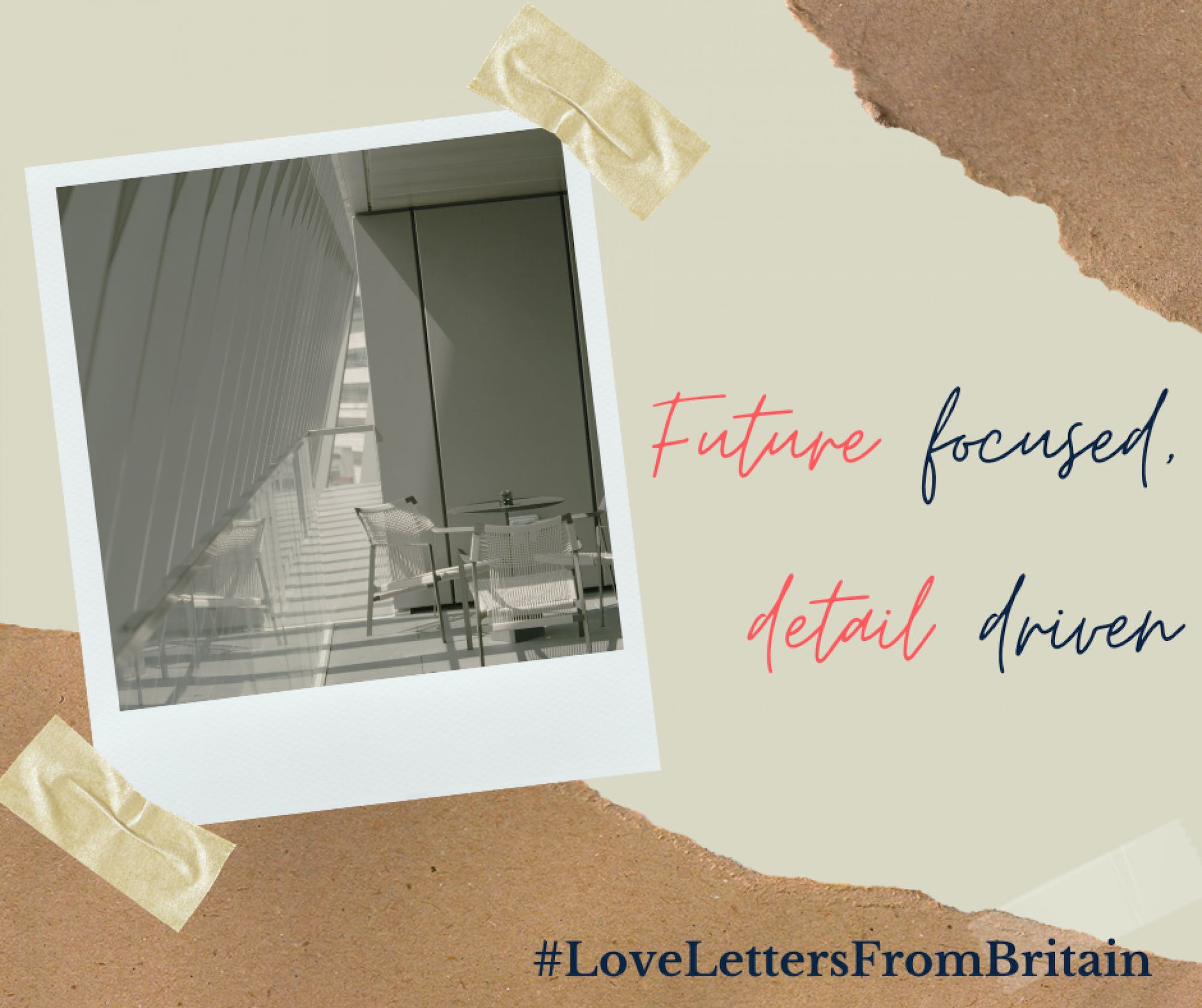 Love Letters from Britain A new era for British Luxury by Aleks Cvetkovic