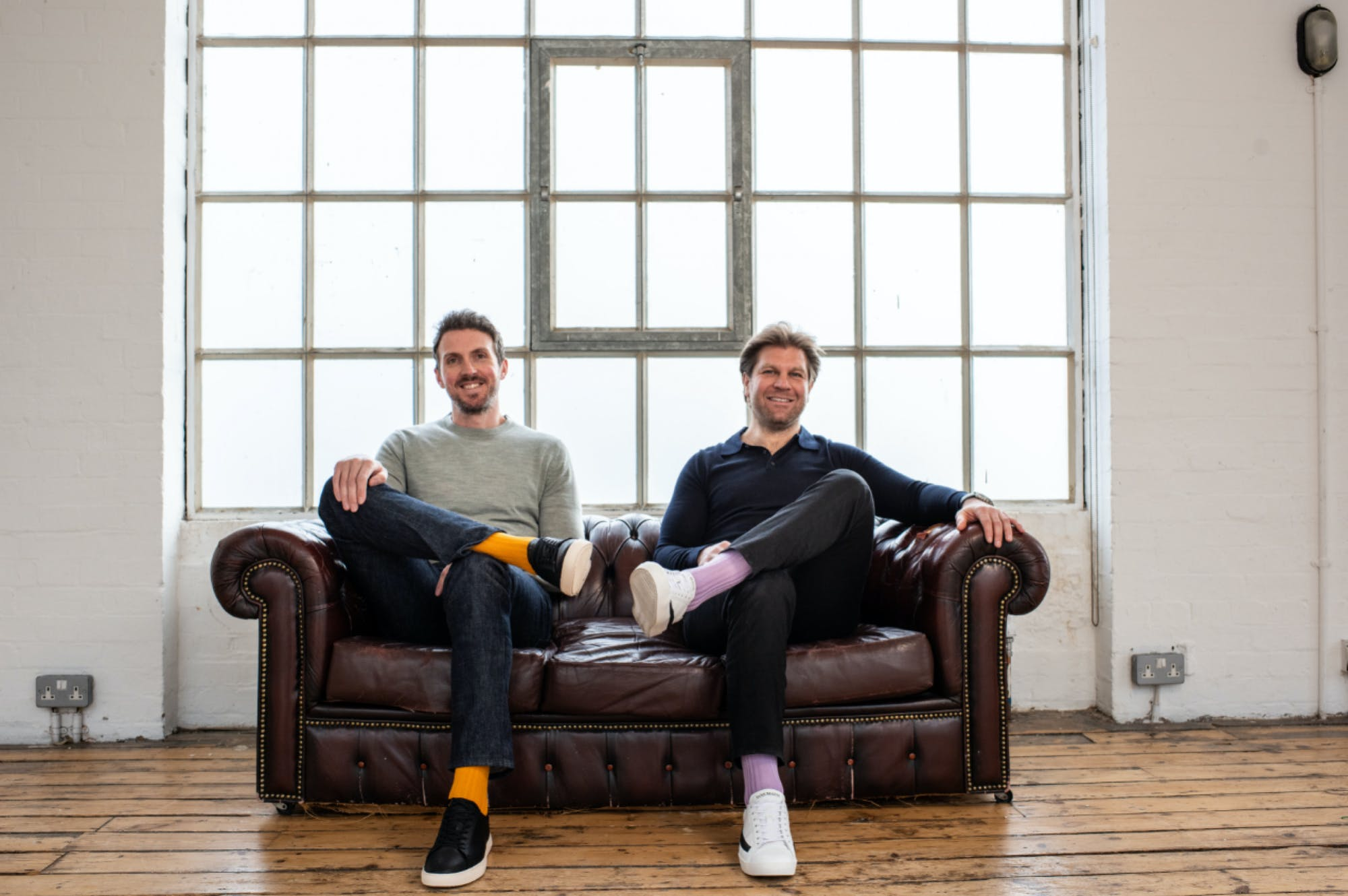 Love Letters from Britain London Sock Company An interview with Ryan Palmer, Co-Founder