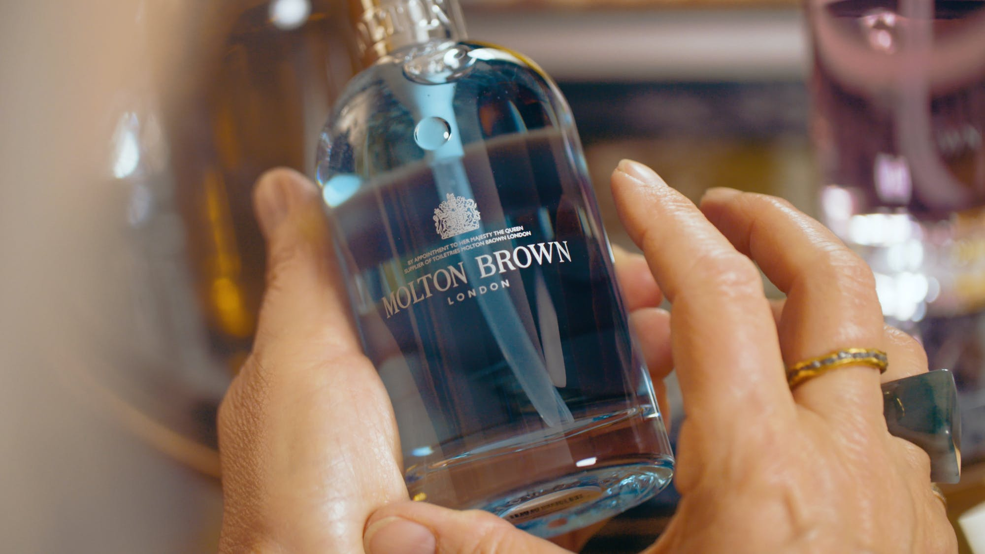 Love Letters from Britain Molton Brown