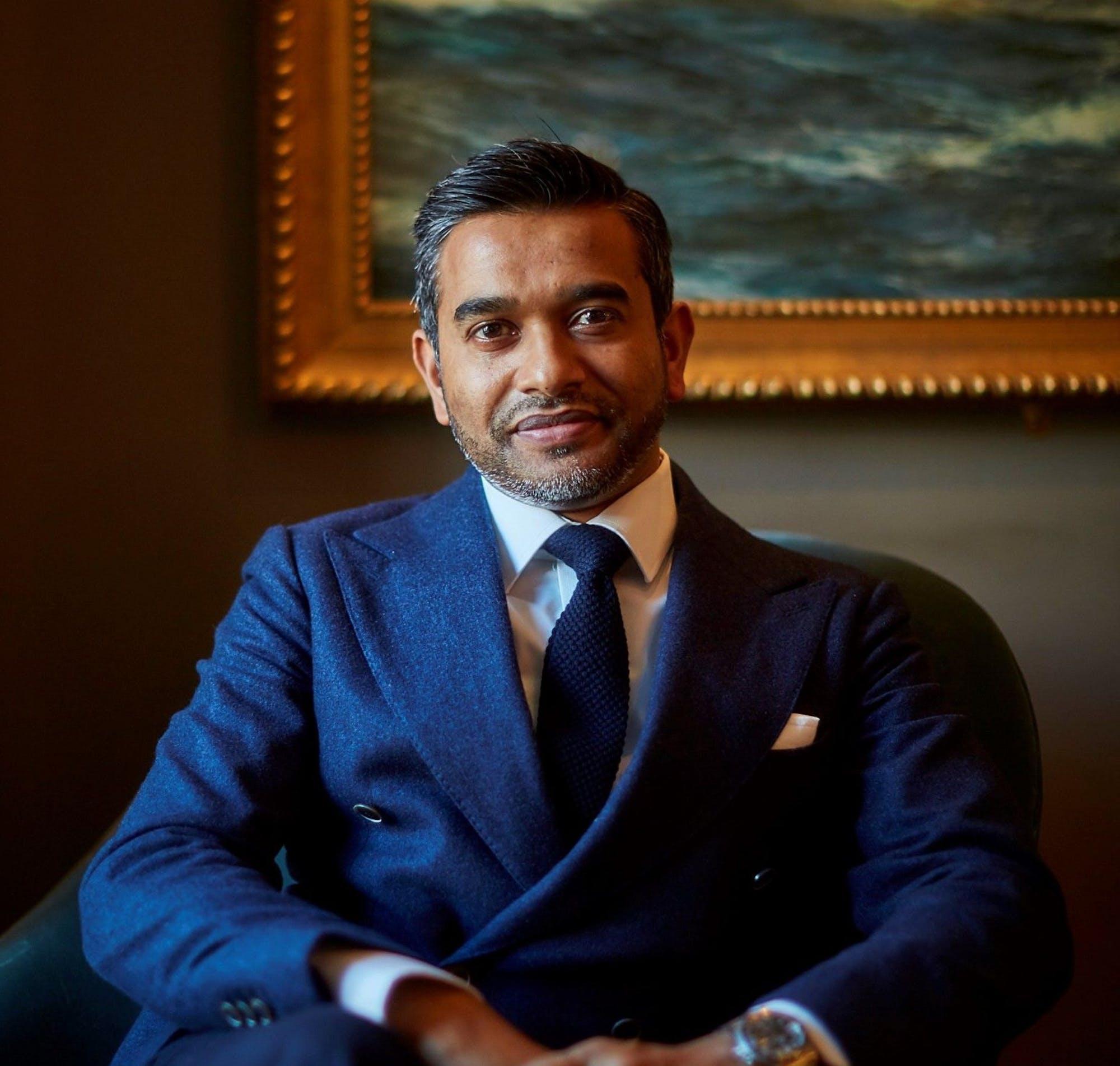 Meet the Mentor Sean Ghouse, Director of Retail UK, Fortnum & Mason