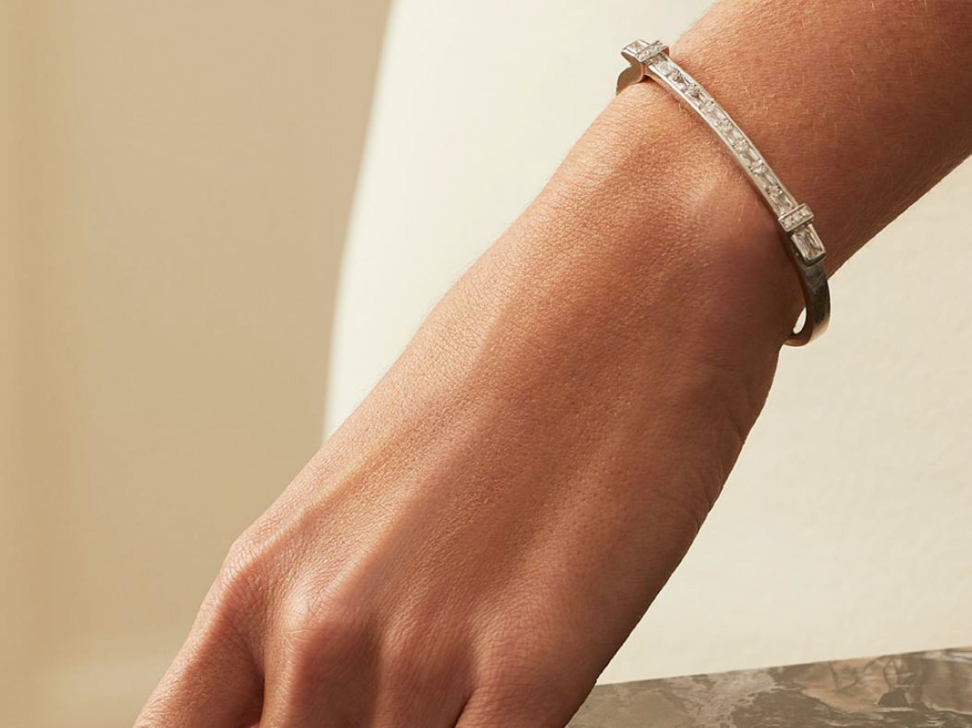 Member News Boodles introduces genderless jewellery with the new Trapeze collection
