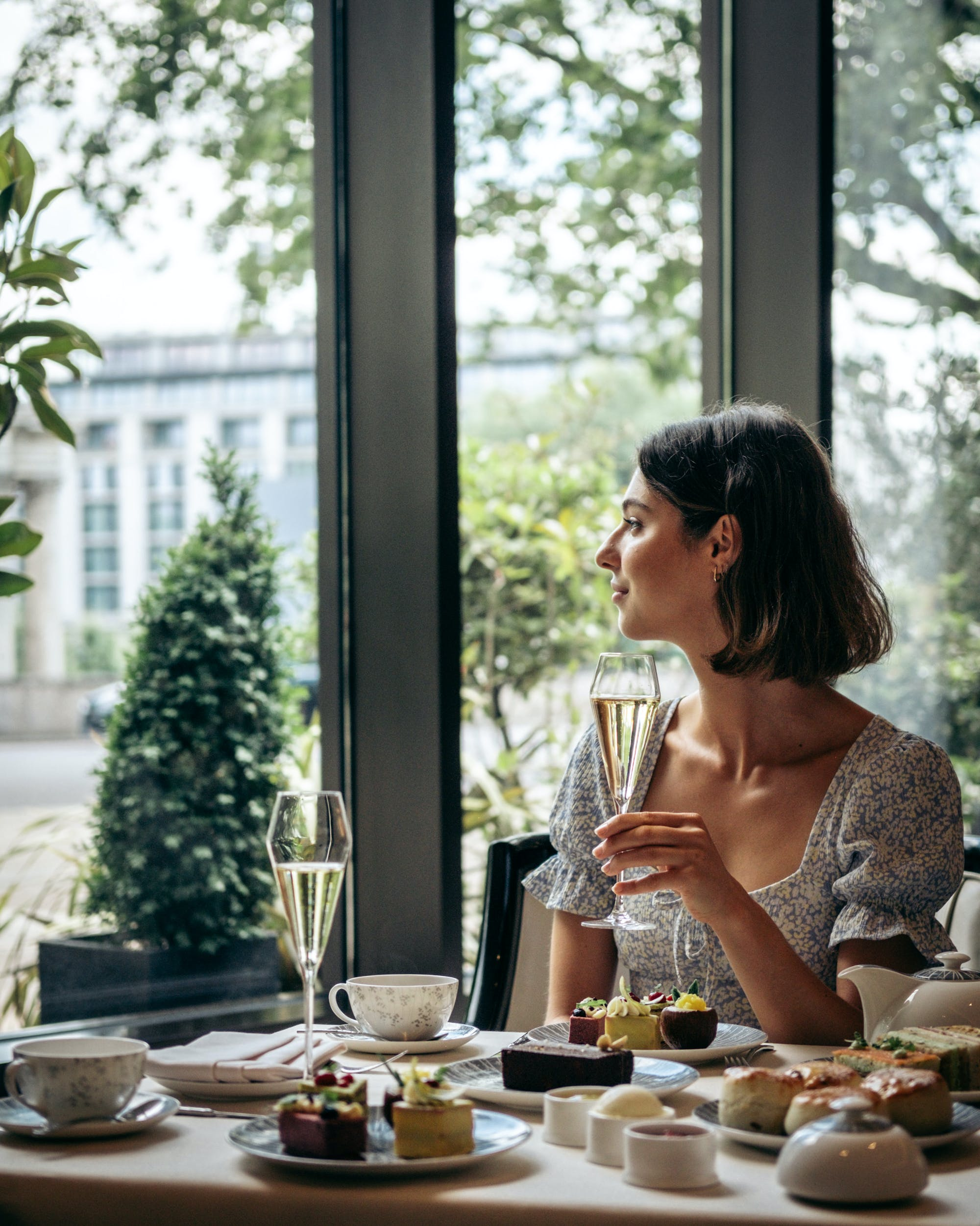 Member News InterContinental London Park Lane launches quintessentially British Royal Afternoon Tea