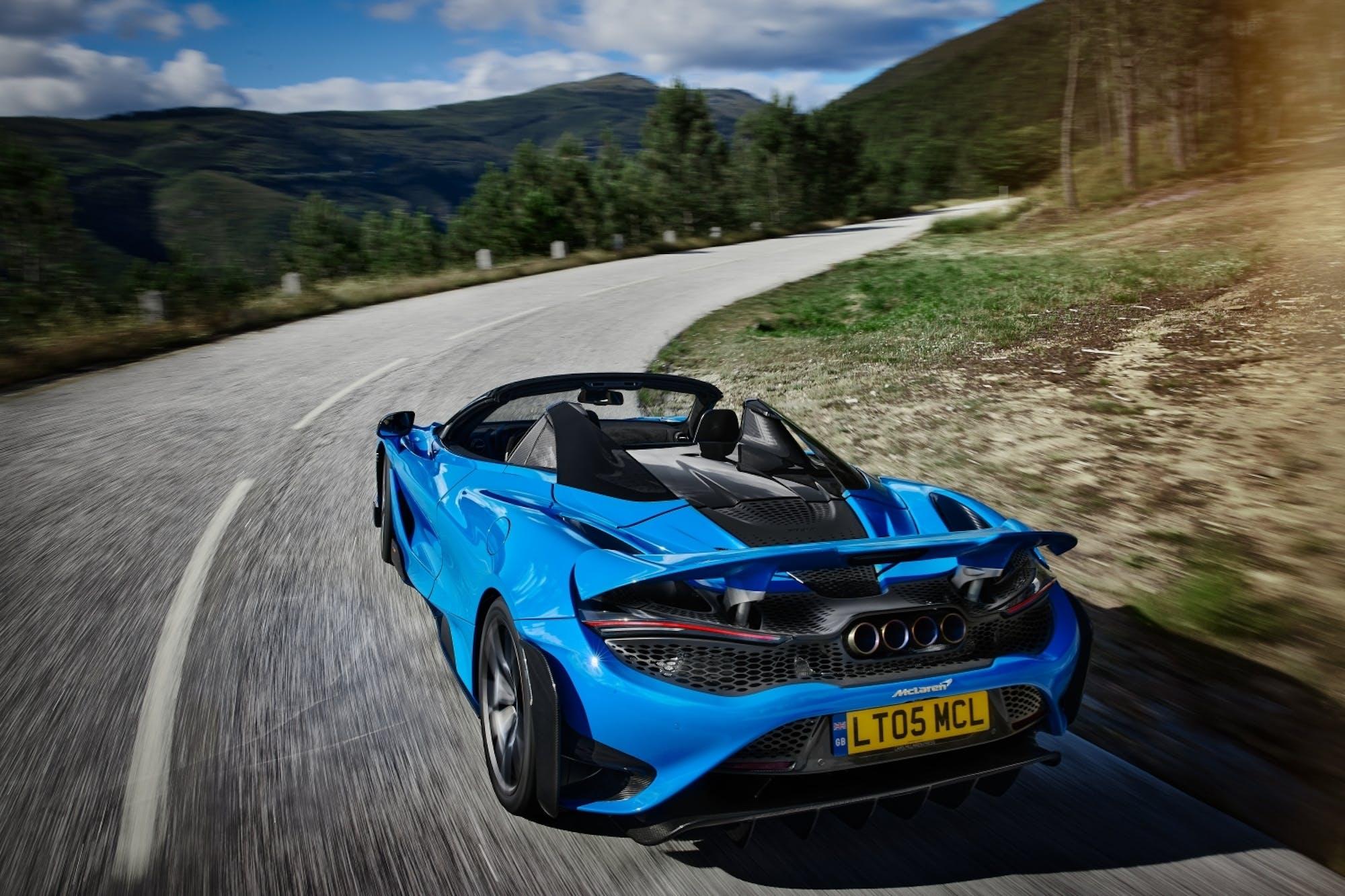 Member News Introducing: The McLaren 765LT Spider