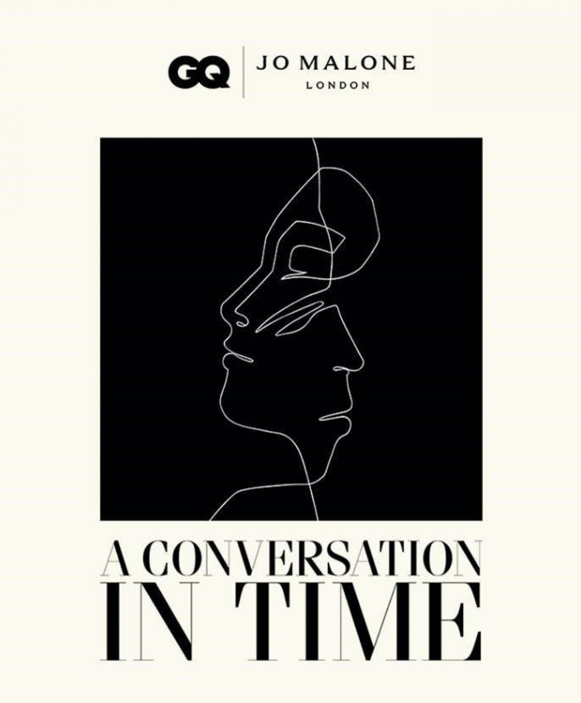 Member News Jo Malone London x British GQ: A Conversation In Time