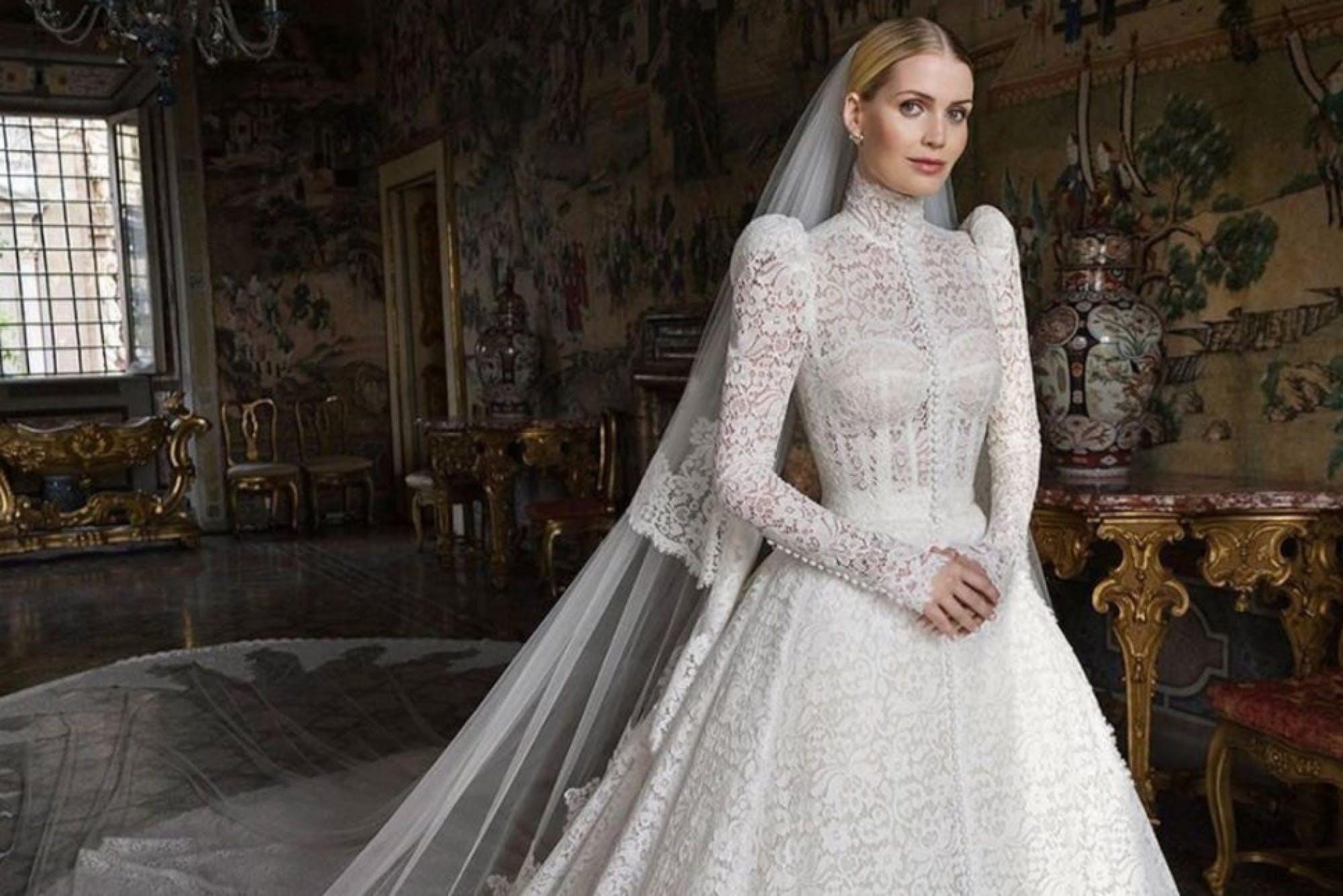 Member News Sarah Haywood Weddings & Celebrations is back: the planner behind Lady Kitty Spencer's Roman wedding