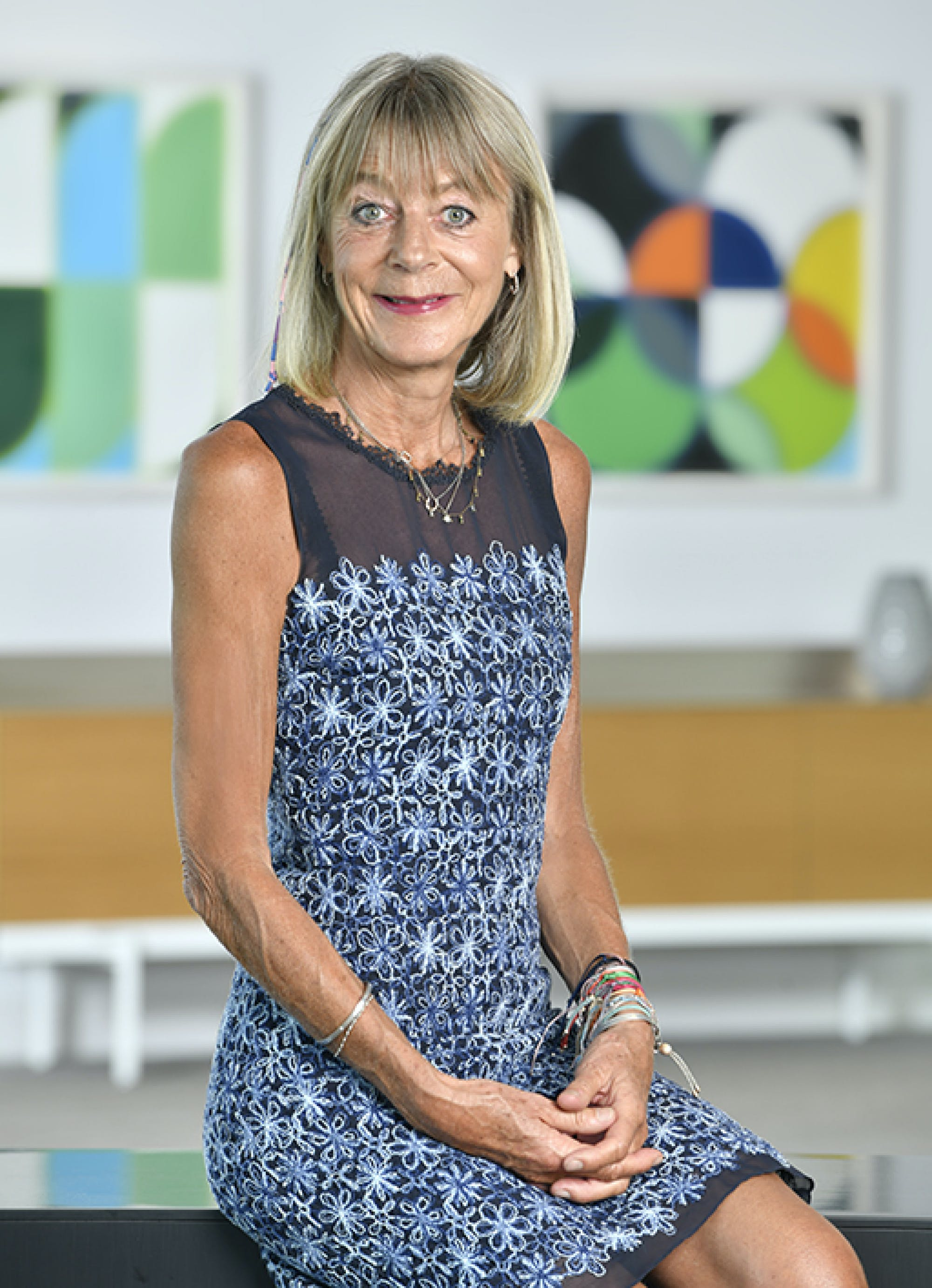 Sustainability Tackling Climate Change and Biodiversity | An interview with Sue Fox, President, The Estée Lauder Companies UK & Ireland