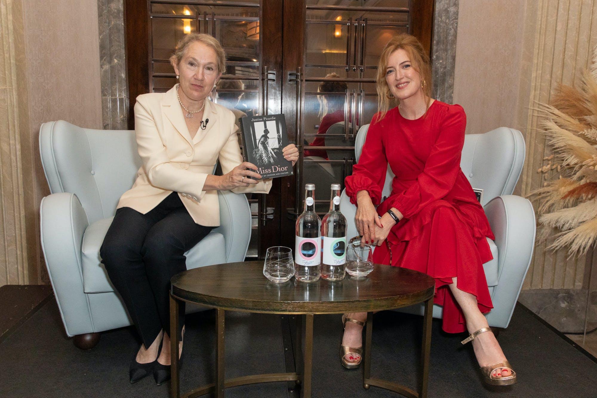 Walpole Events Women in Luxury Dinner with Justine Picardie