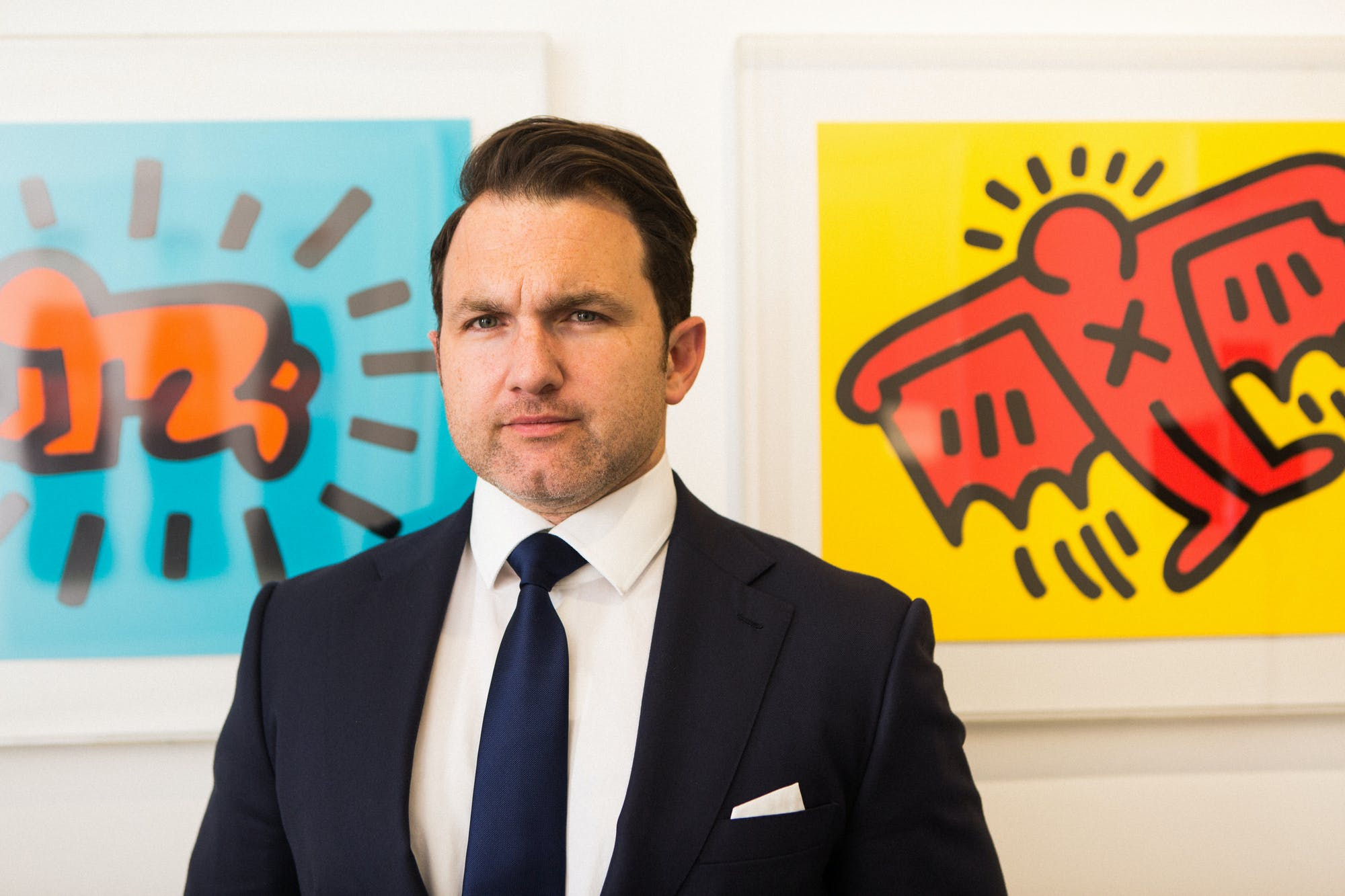 Welcome to Walpole An interview with Maddox Gallery CEO, John Russo