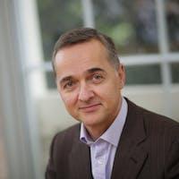 Walpole Speaker Nader Tavassoli