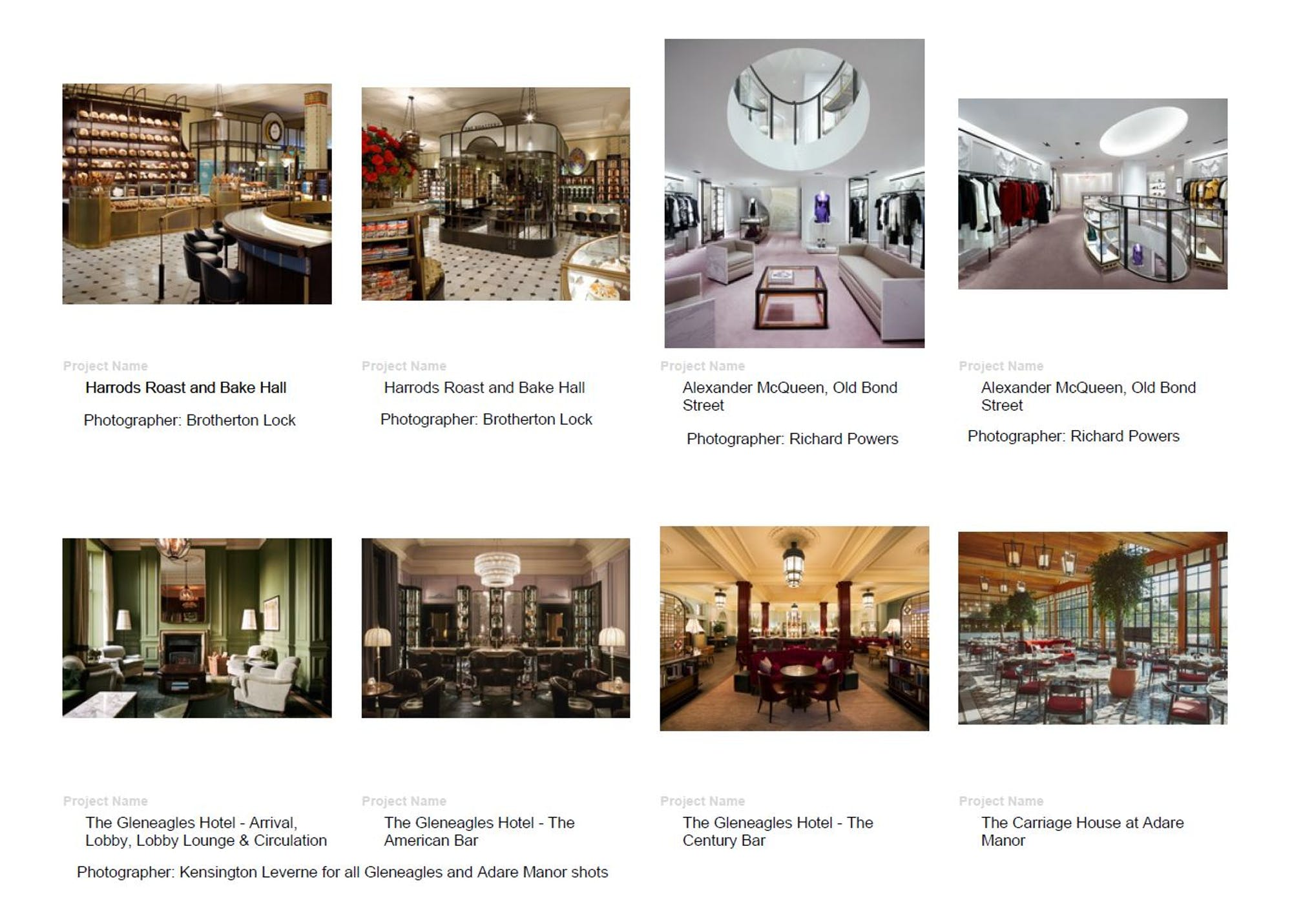Luxury Leaders  Iain Watson and Simon Rawlings celebrate 50 years at David Collins Studio