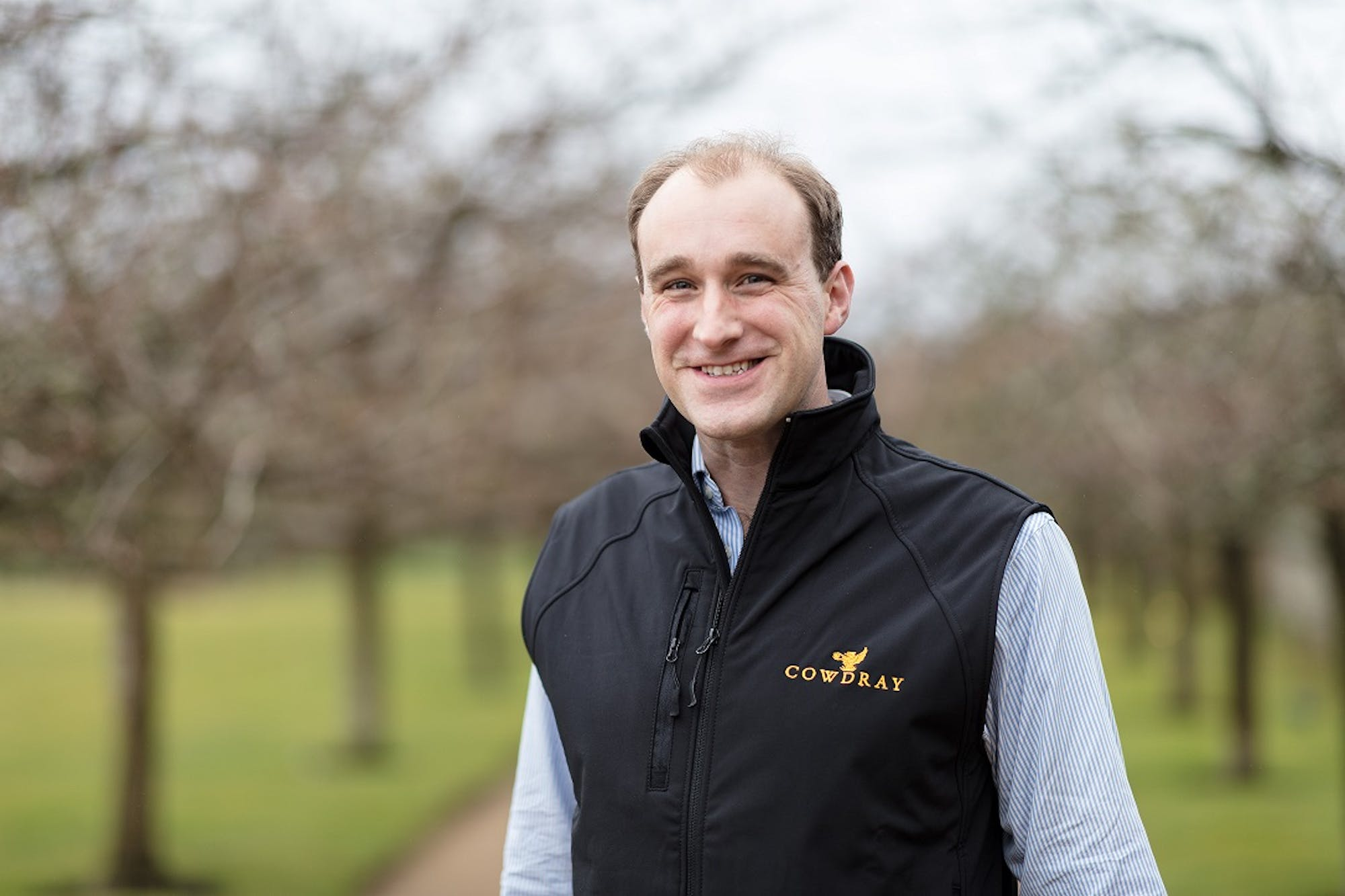 Work/Life Balance  Iain Beaumont, Director of Events, Cowdray