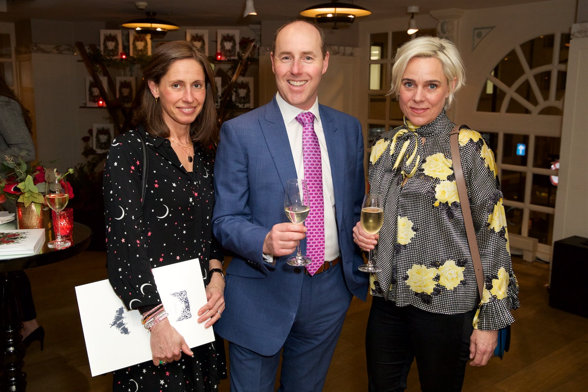 Book of British Luxury 2019  Launch party