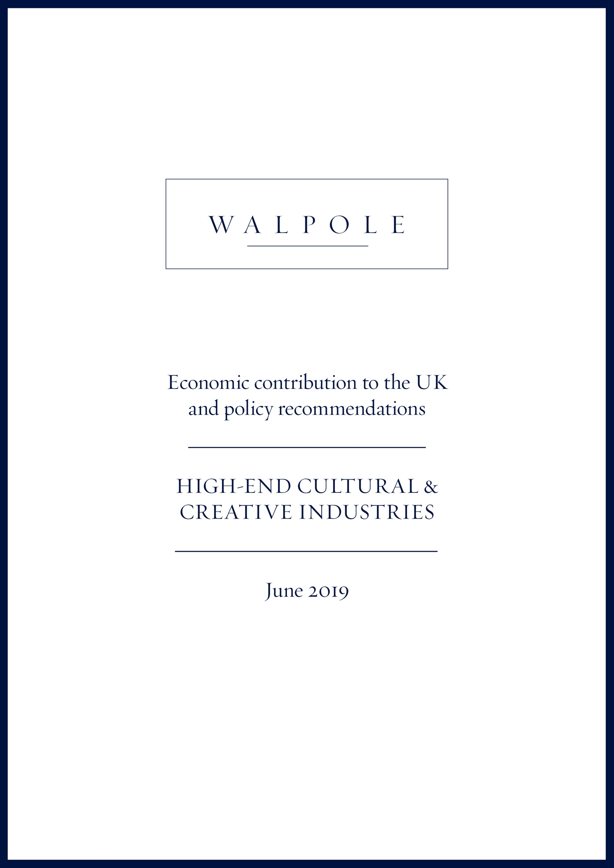Walpole announces 49% growth for the British luxury sector in four years