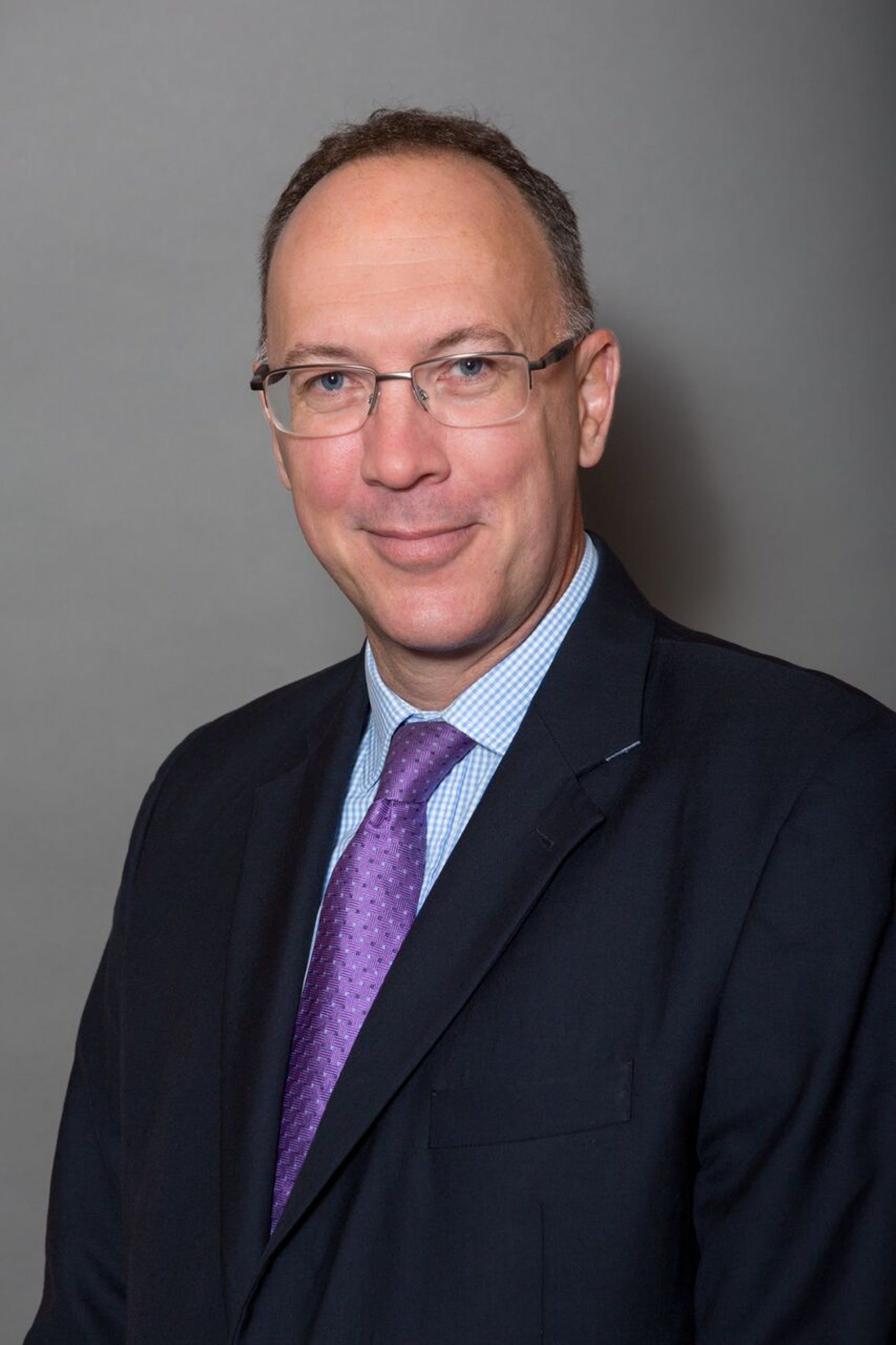 NYC Insider  Antony Phillipson, Her Majesty's Trade Commissioner for North America and Consul General in New York