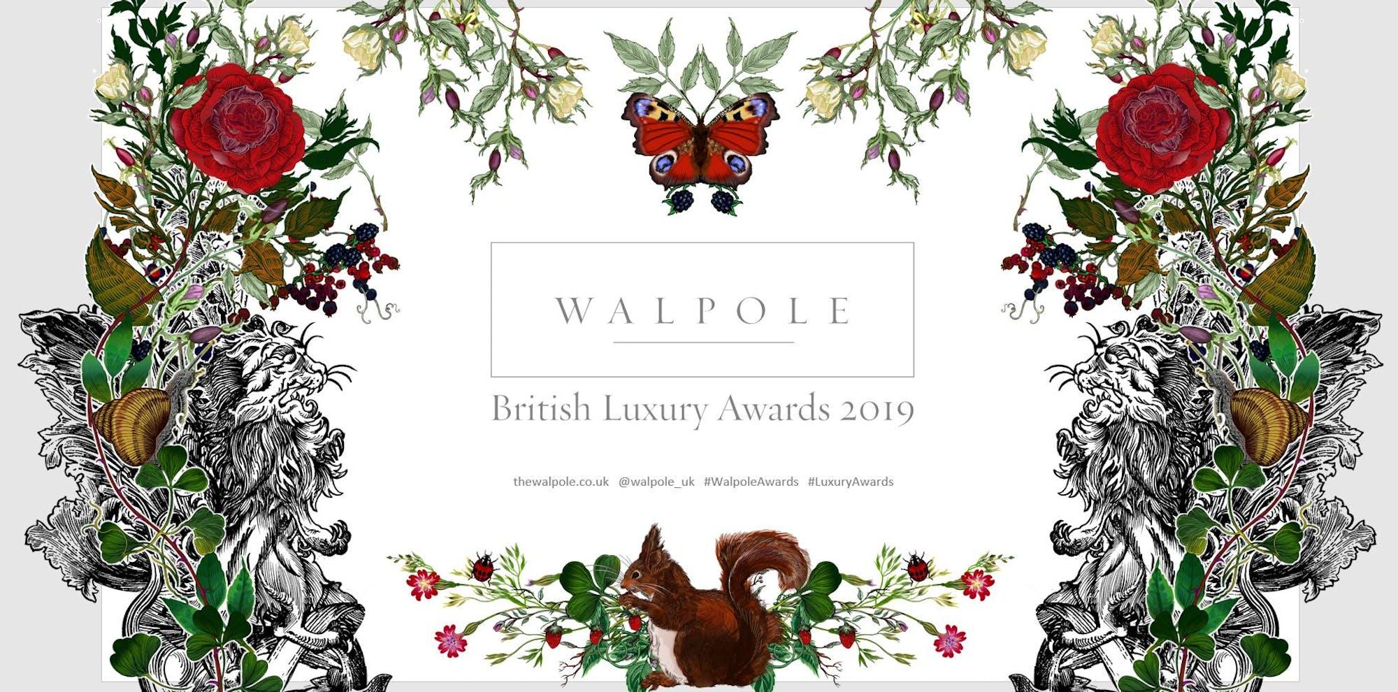 Walpole British Luxury Awards 2019  The Winners
