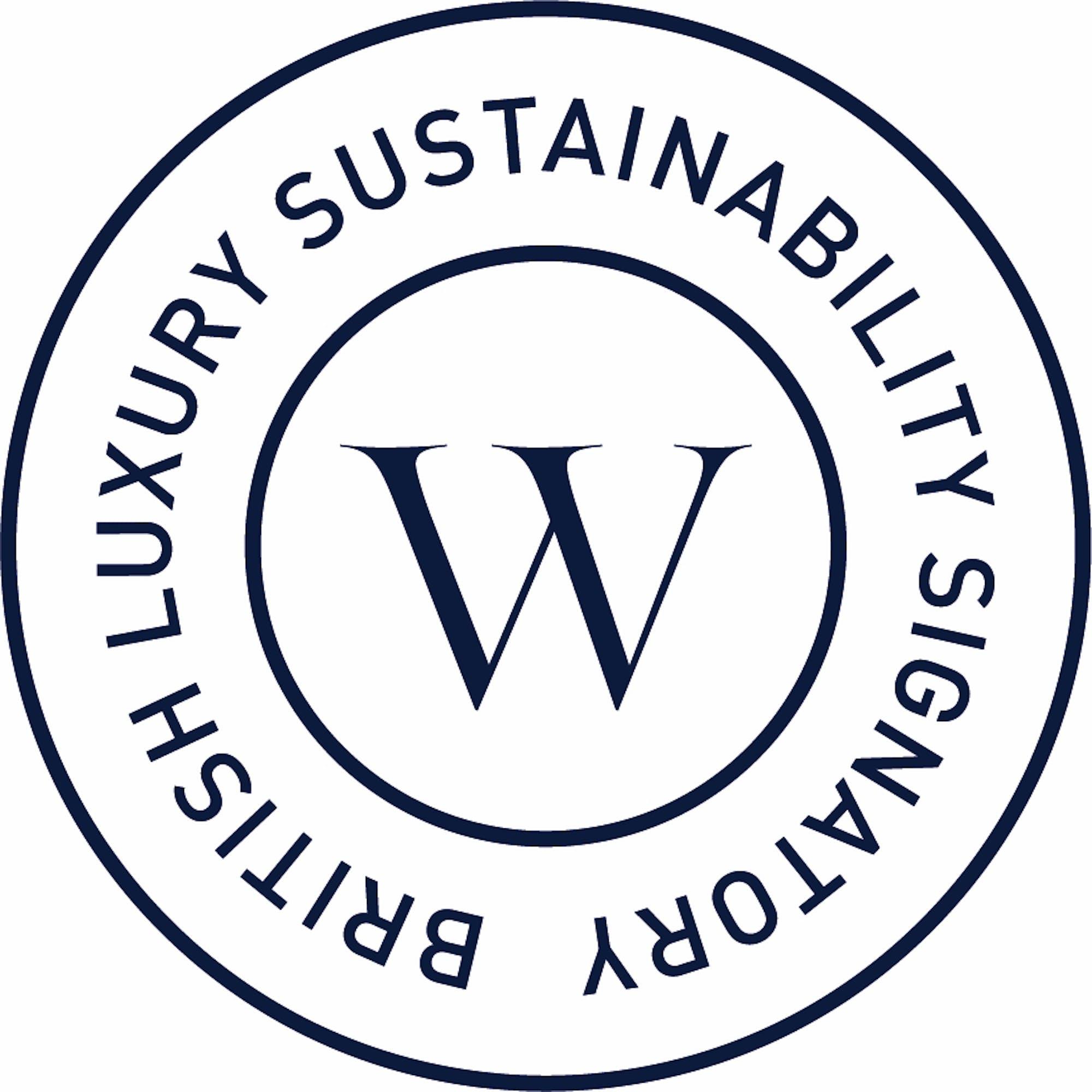 British Luxury Sustainability Manifesto  The Signatories
