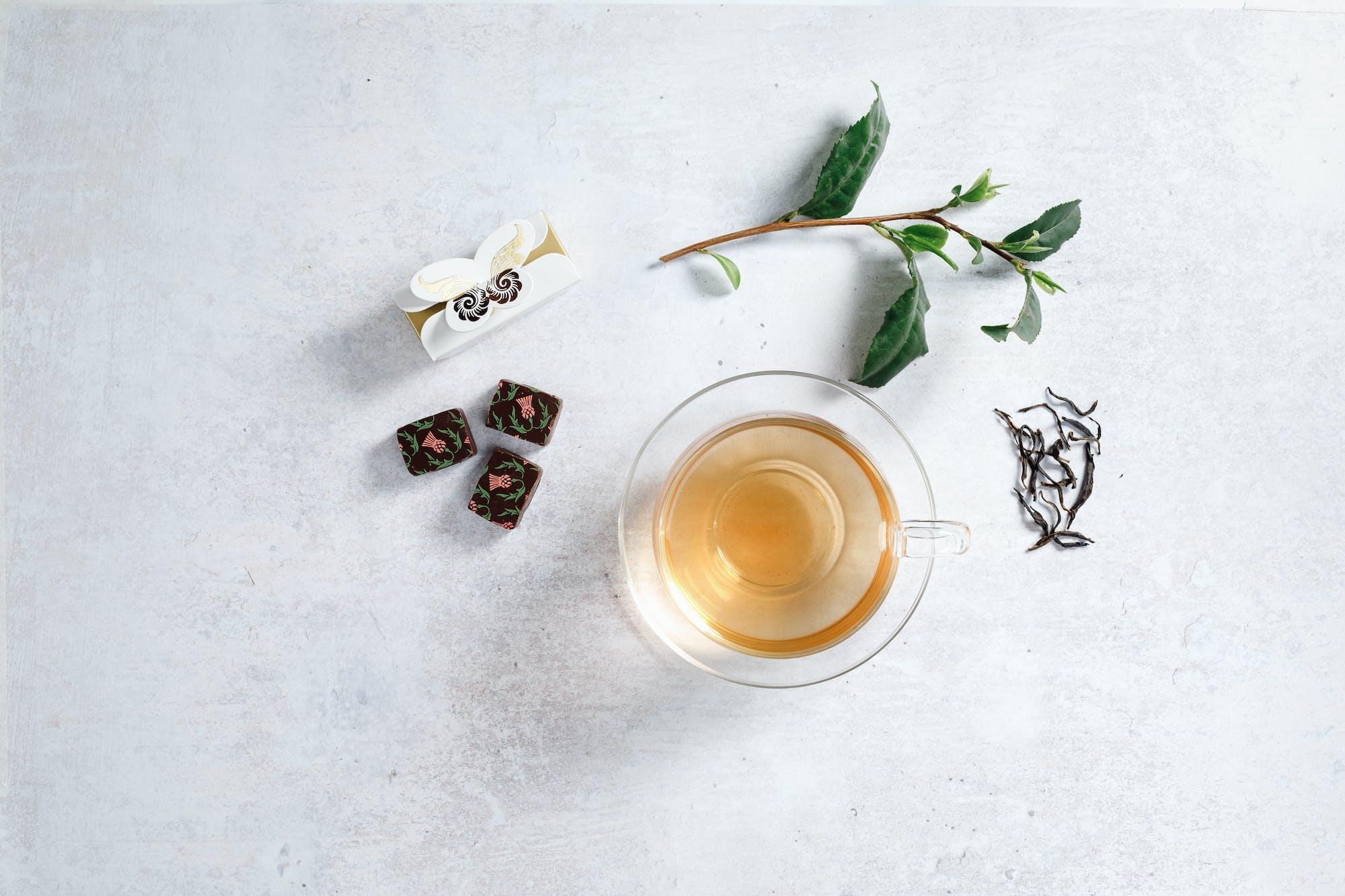 #BuyOnlineLuxury  JING Tea