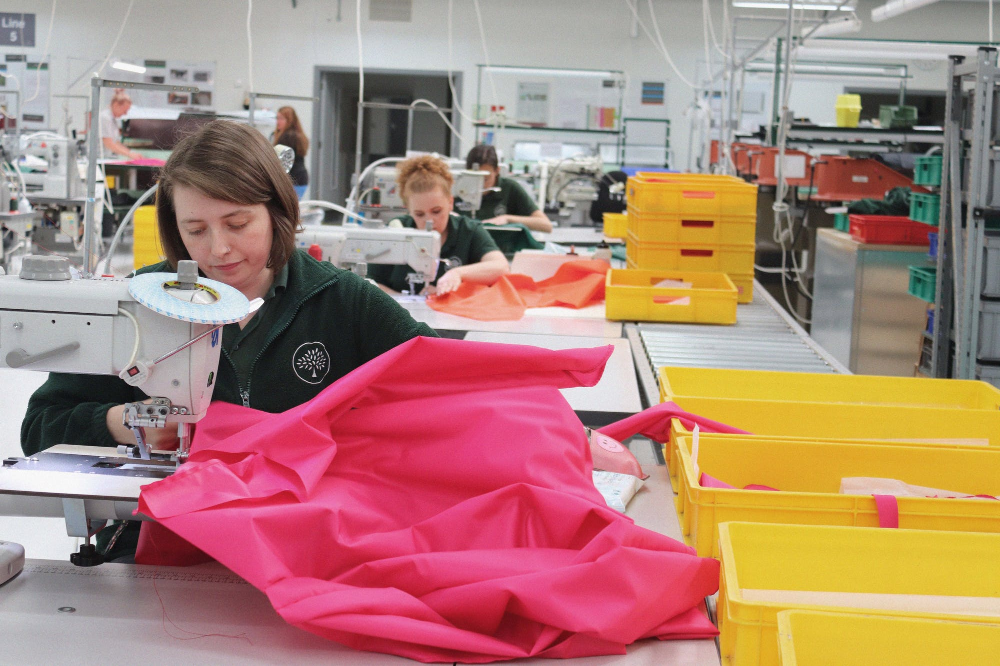 Love in the time of Coronavirus  Mulberry delivers first batch of PPE Equipment for NHS Frontline Workers