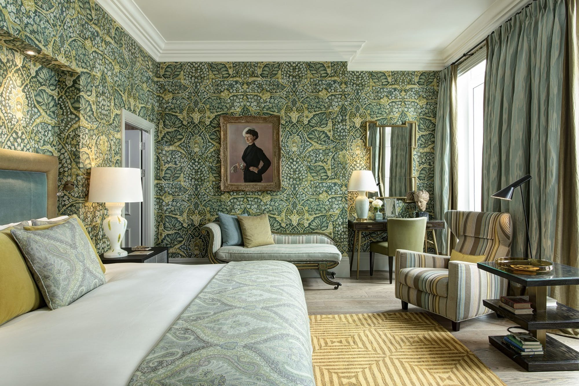 The Walpole Daily Practice  Transform your bedroom into a Five-Star Sanctuary with Brown's Hotel