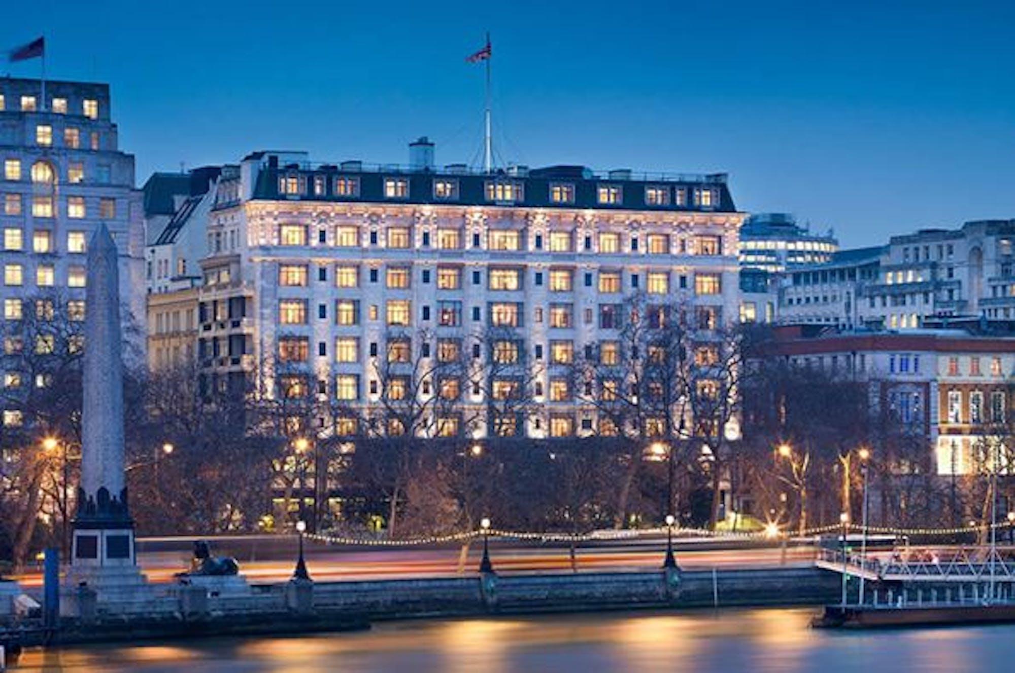 #BuyOnlineLuxury  Winter at The Savoy