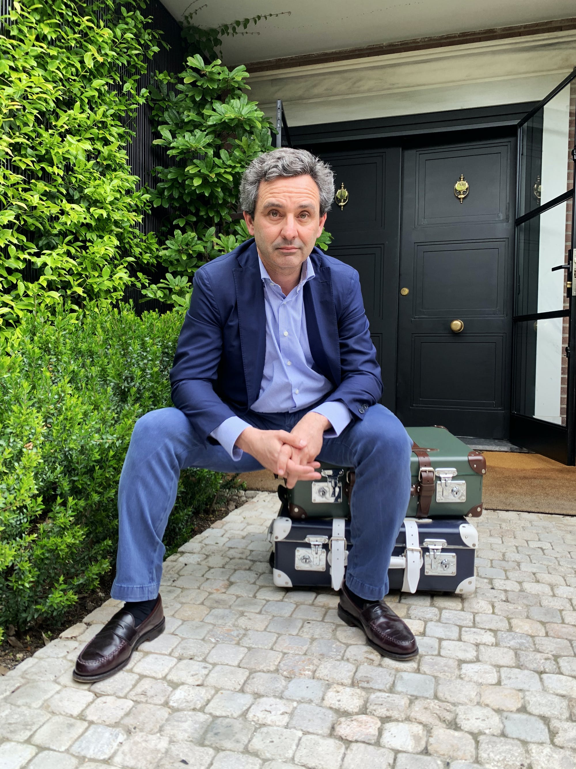 Grace Under Fire: Luxury leadership in troubled times  Globe-Trotter – an interview with the new Executive Chairman, Vicente Castellano