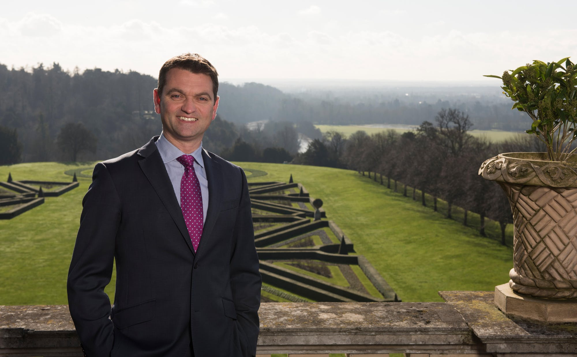 Navigating the Crisis  Andrew Stembridgeon leading Iconic Luxury Hotels through Covid-19