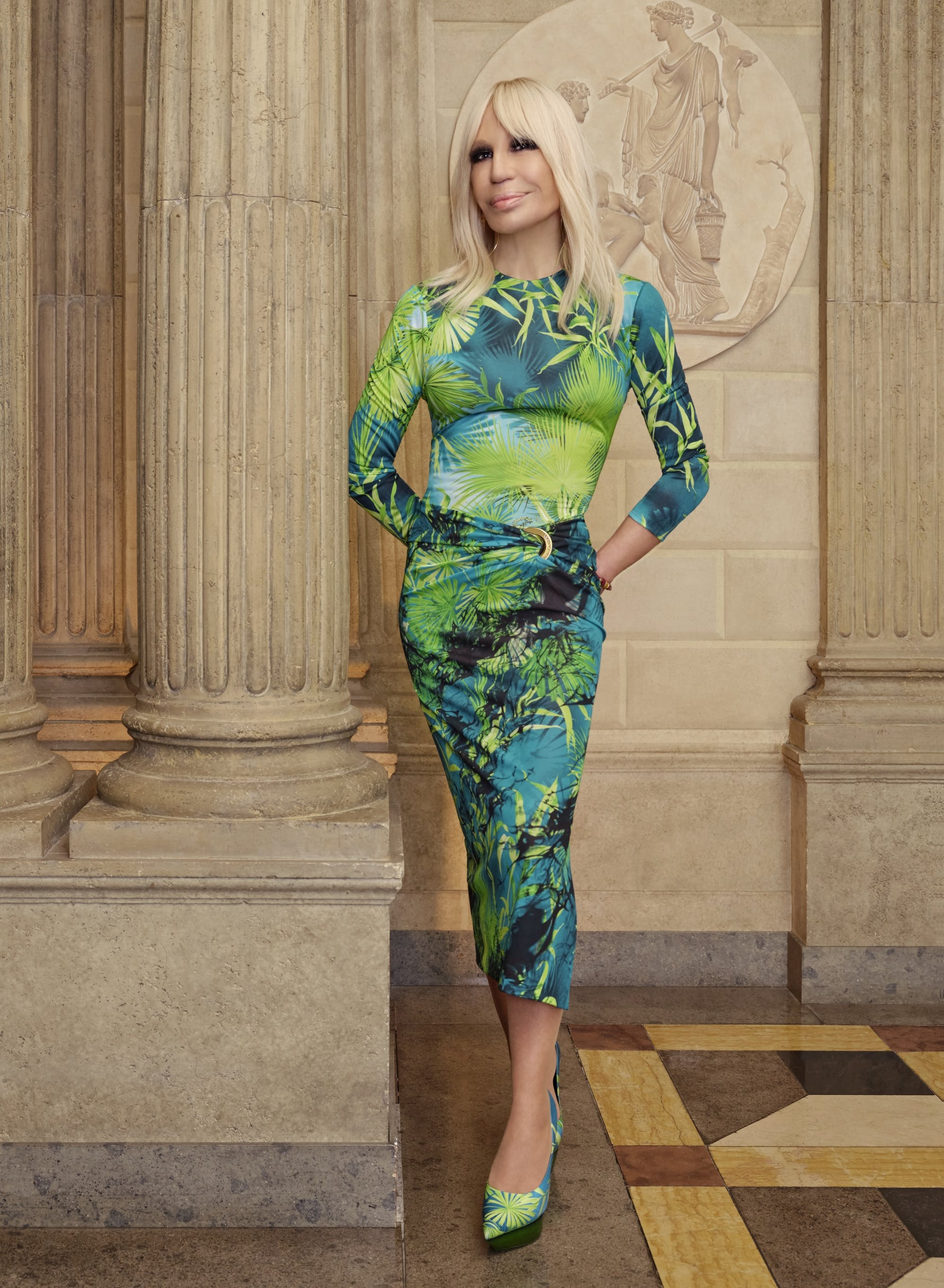 Grace Under Fire: Luxury leadership in troubled times  The power of the Medusa – an interview with Donatella Versace