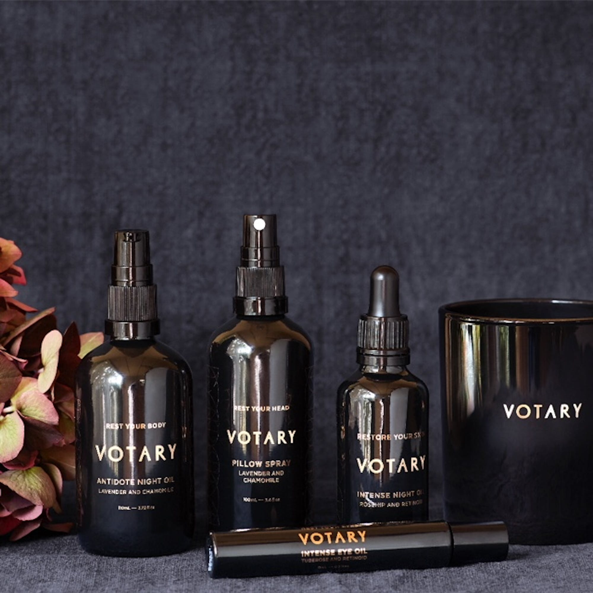 The Walpole Daily Practice  Sleep rituals with Votary