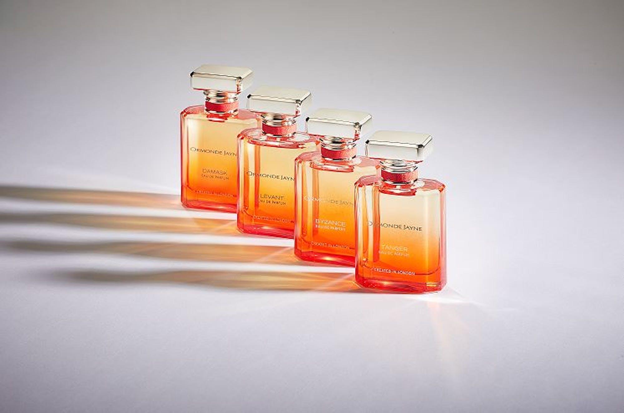 La Route de la Soie, a new collection celebrates 20 years of Ormonde Jayne perfumery