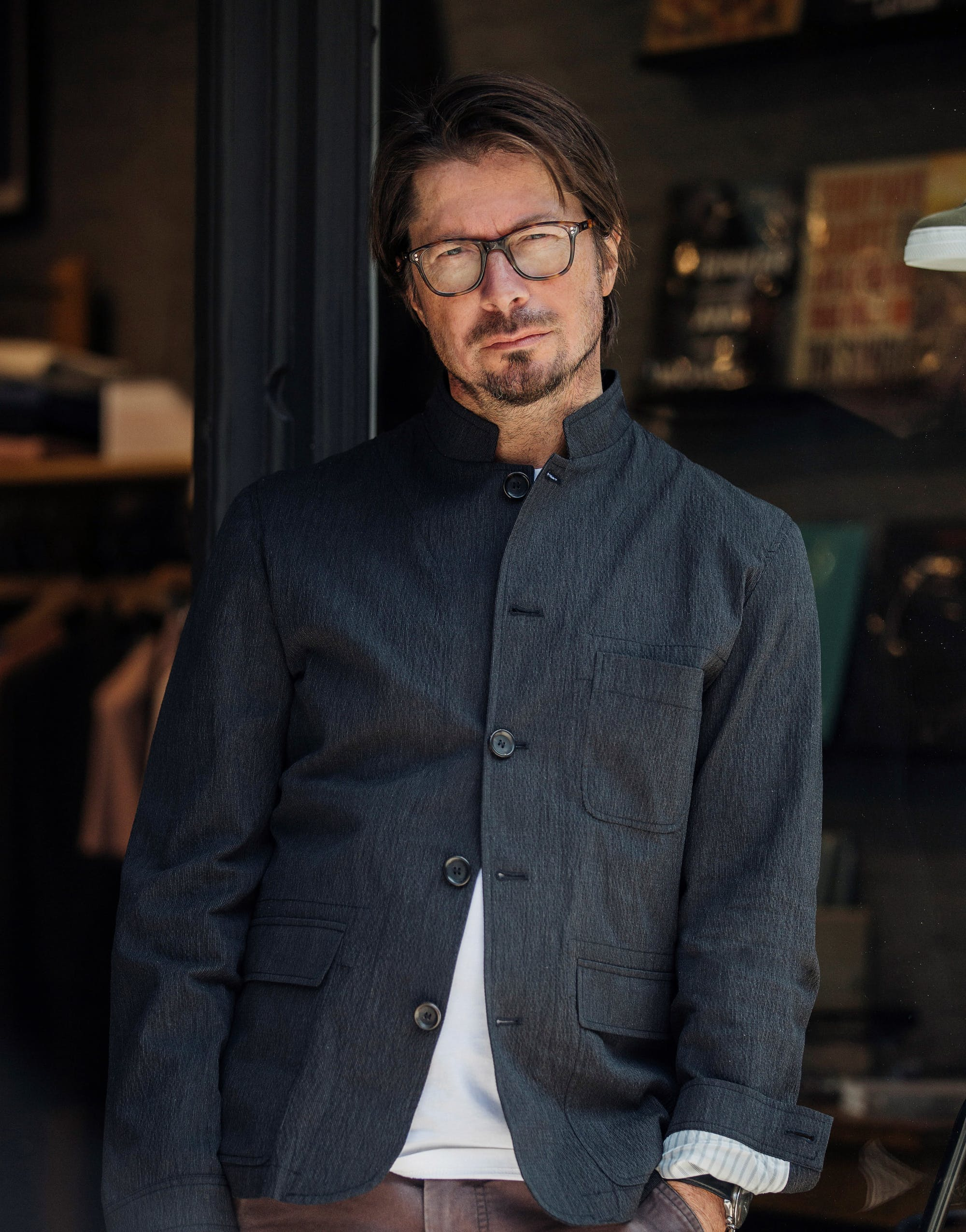 Grace Under Fire: Luxury leadership in troubled times  Something better change – an interview with Oliver Spencer, founder of Oliver Spencer and Favourbrook