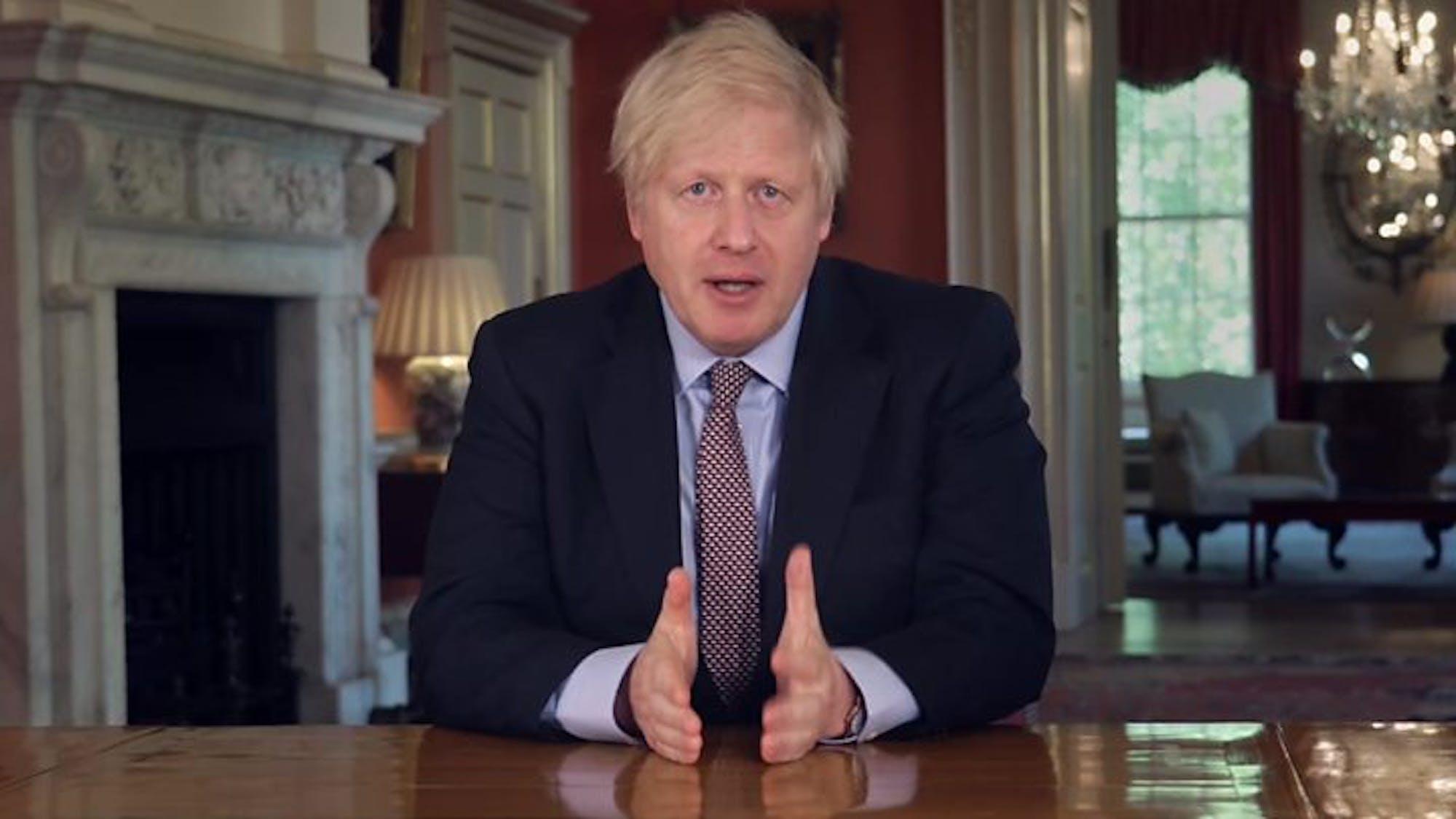 Door pushes cautiously ajar for Britain's luxury lockdown
