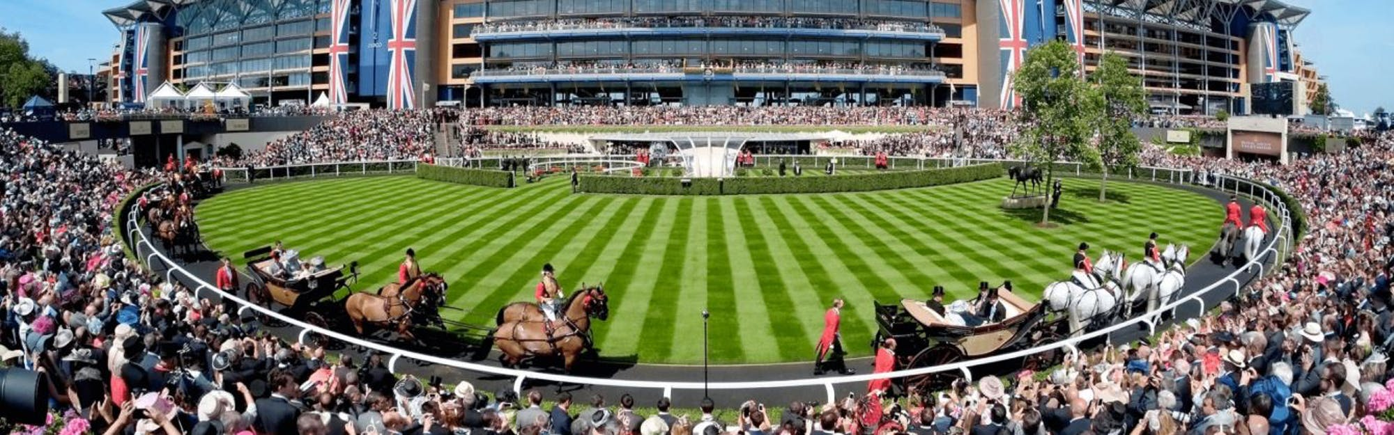 The Virtual Royal Enclosure  with Fitzdares