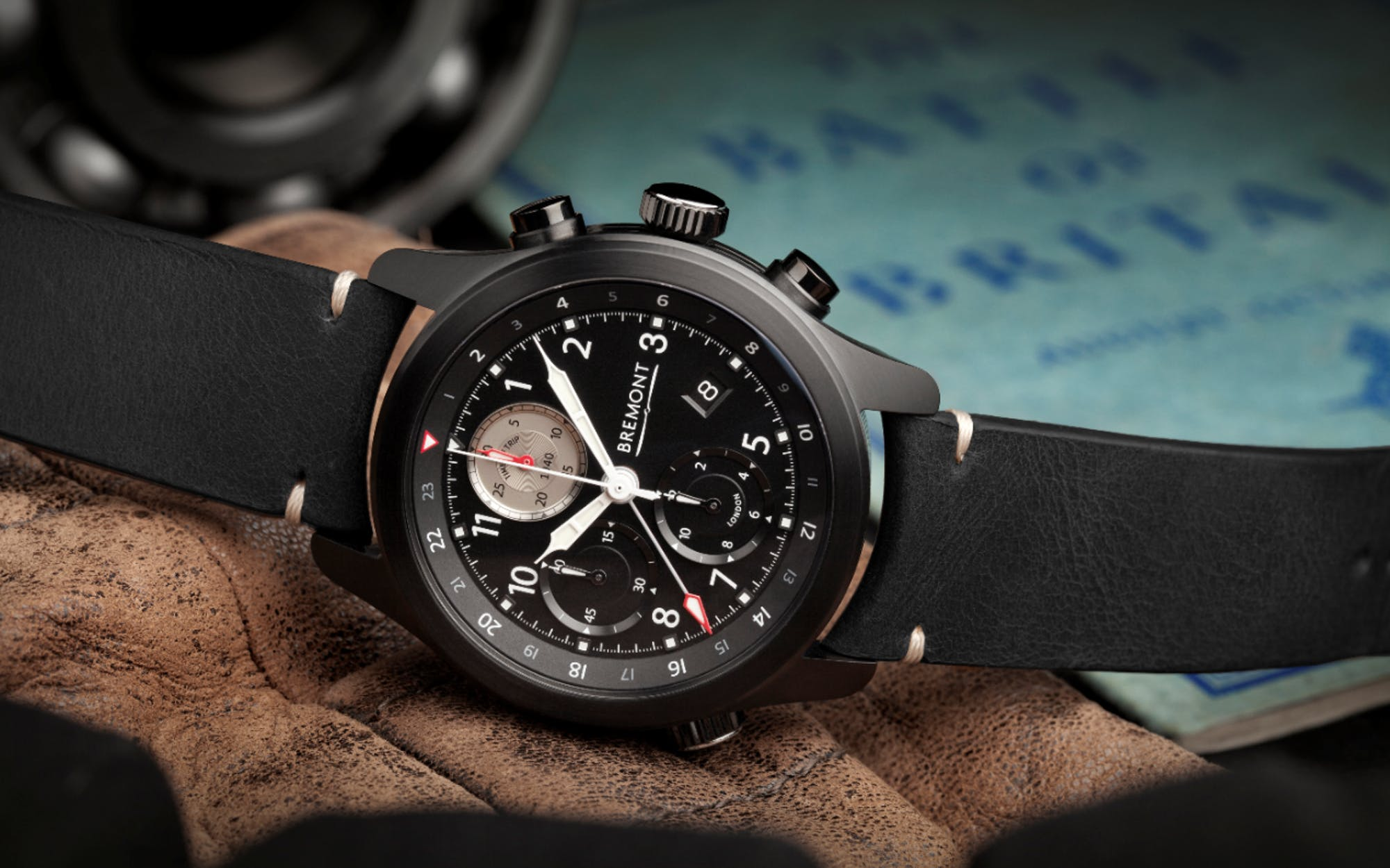 Grace Under Fire: Luxury leadership in troubled times  Time for action - An interview with British watchmaker Giles English, co-founder of Bremont