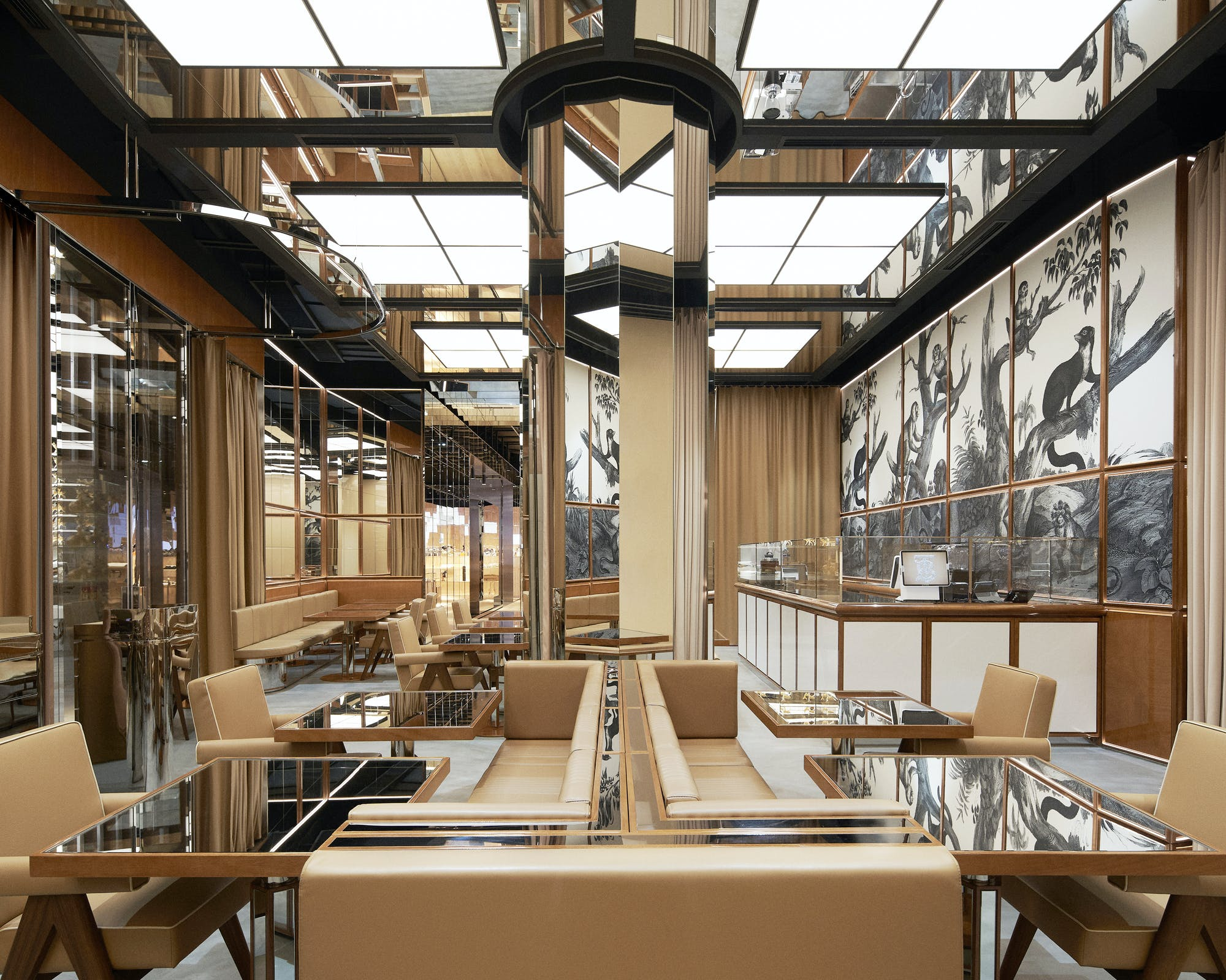 The Future of Luxury  Burberry debuts luxury's first social retail store in Shenzen, China