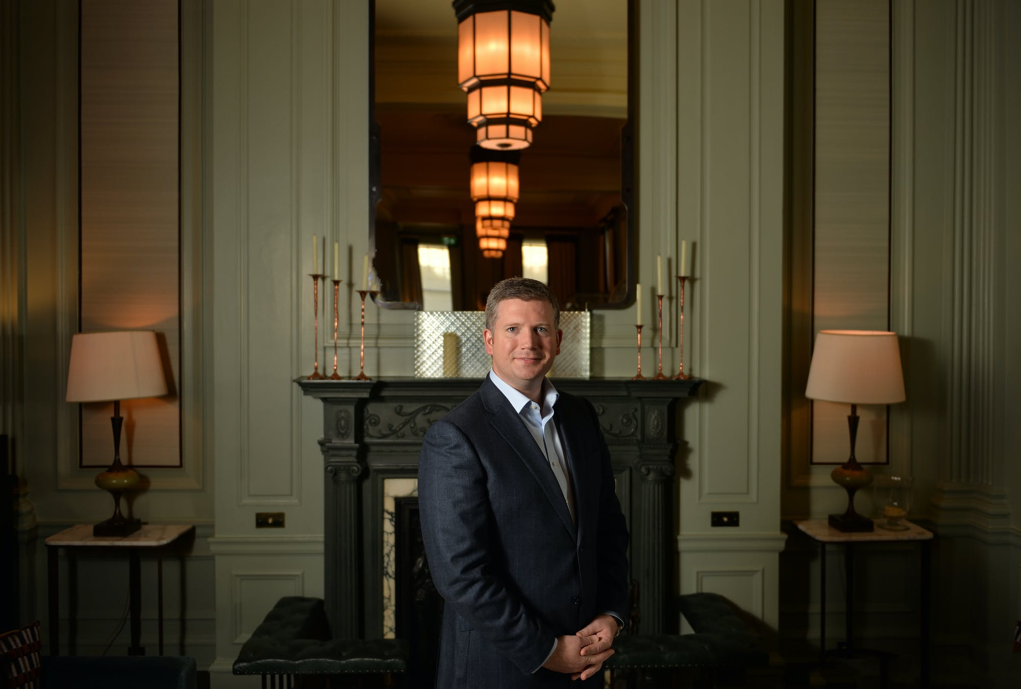 vigating the Crisis| Conor O'Leary onreopening Gleneagles today