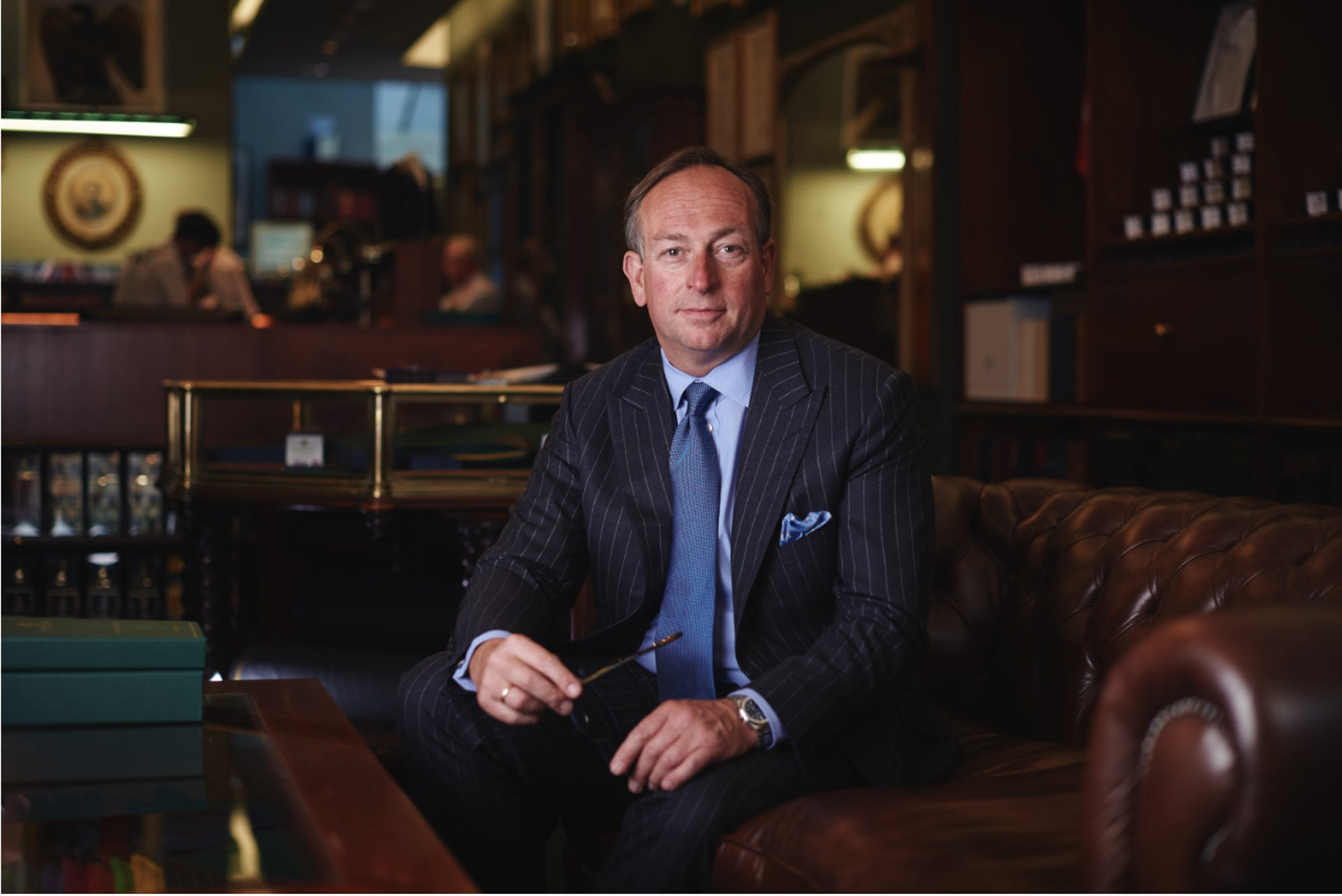 Navigating the Crisis  Simon Cundey on leading Henry Poole through Covid-19
