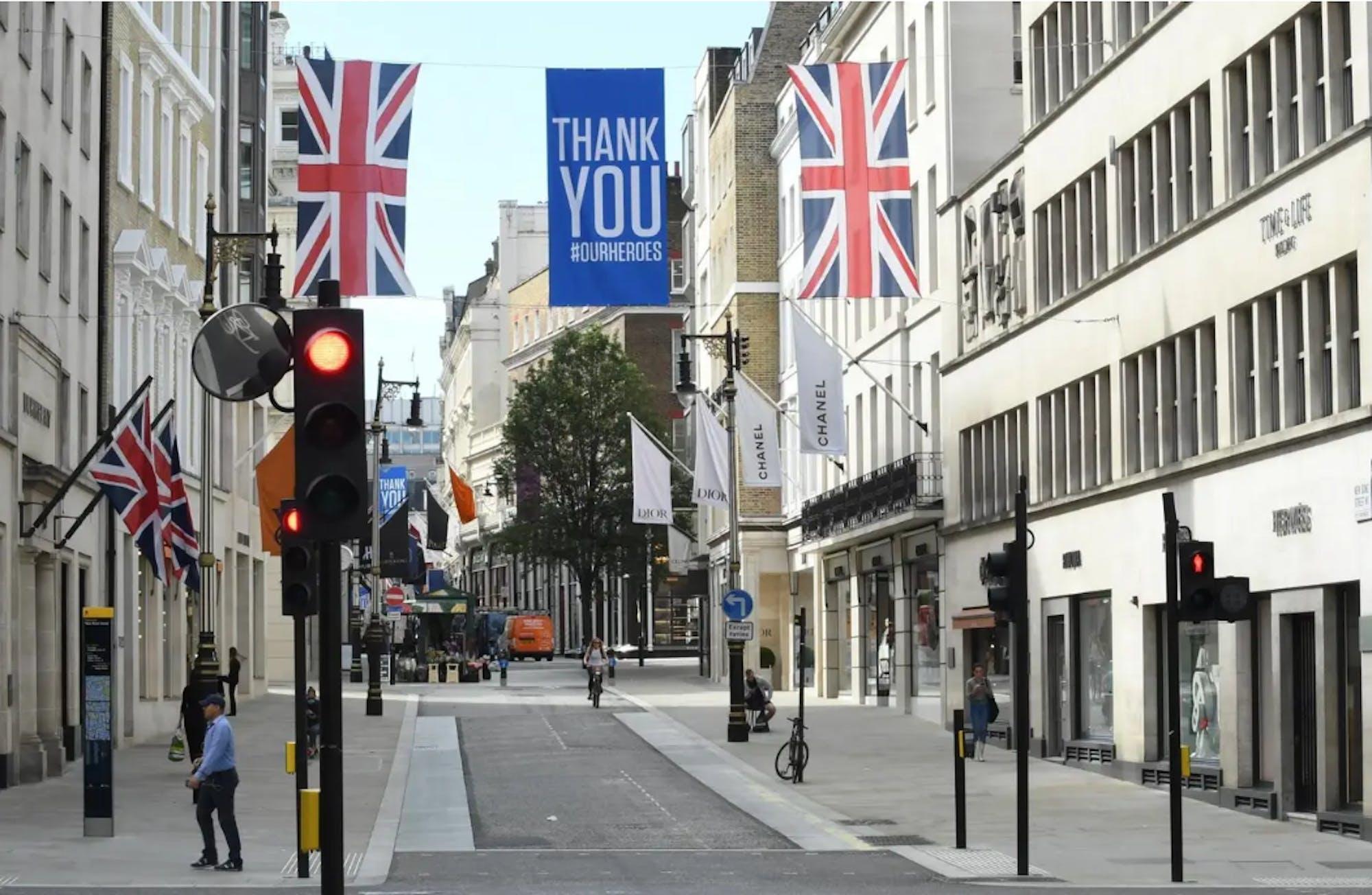 Walpole Comment  'Saving Central London'