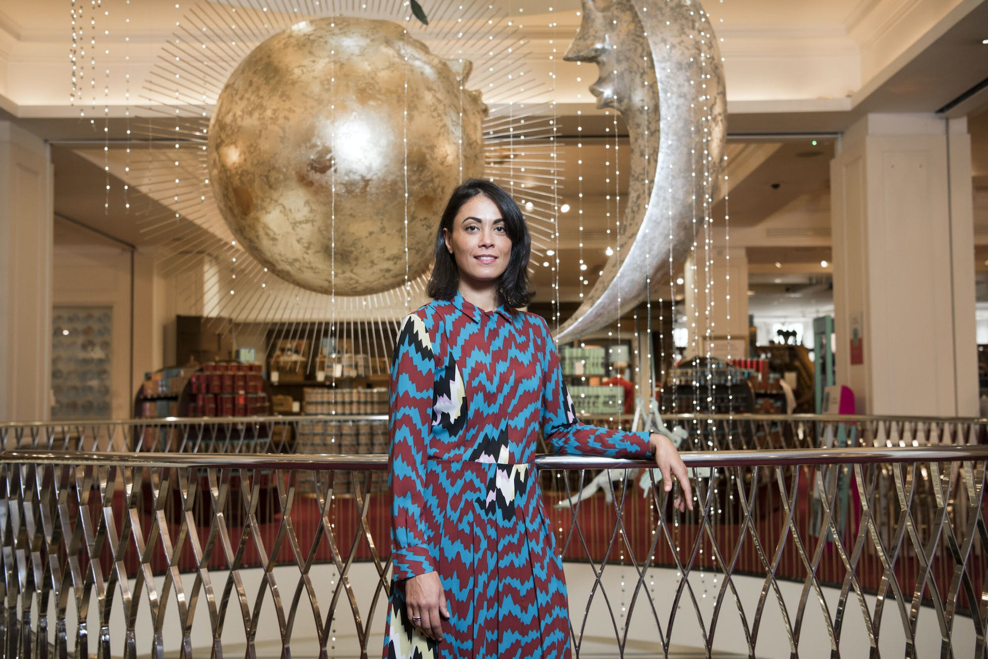 The New Rules for Luxury  Zia Zareem-Slade, Customer Experience Director at Fortnum & Mason