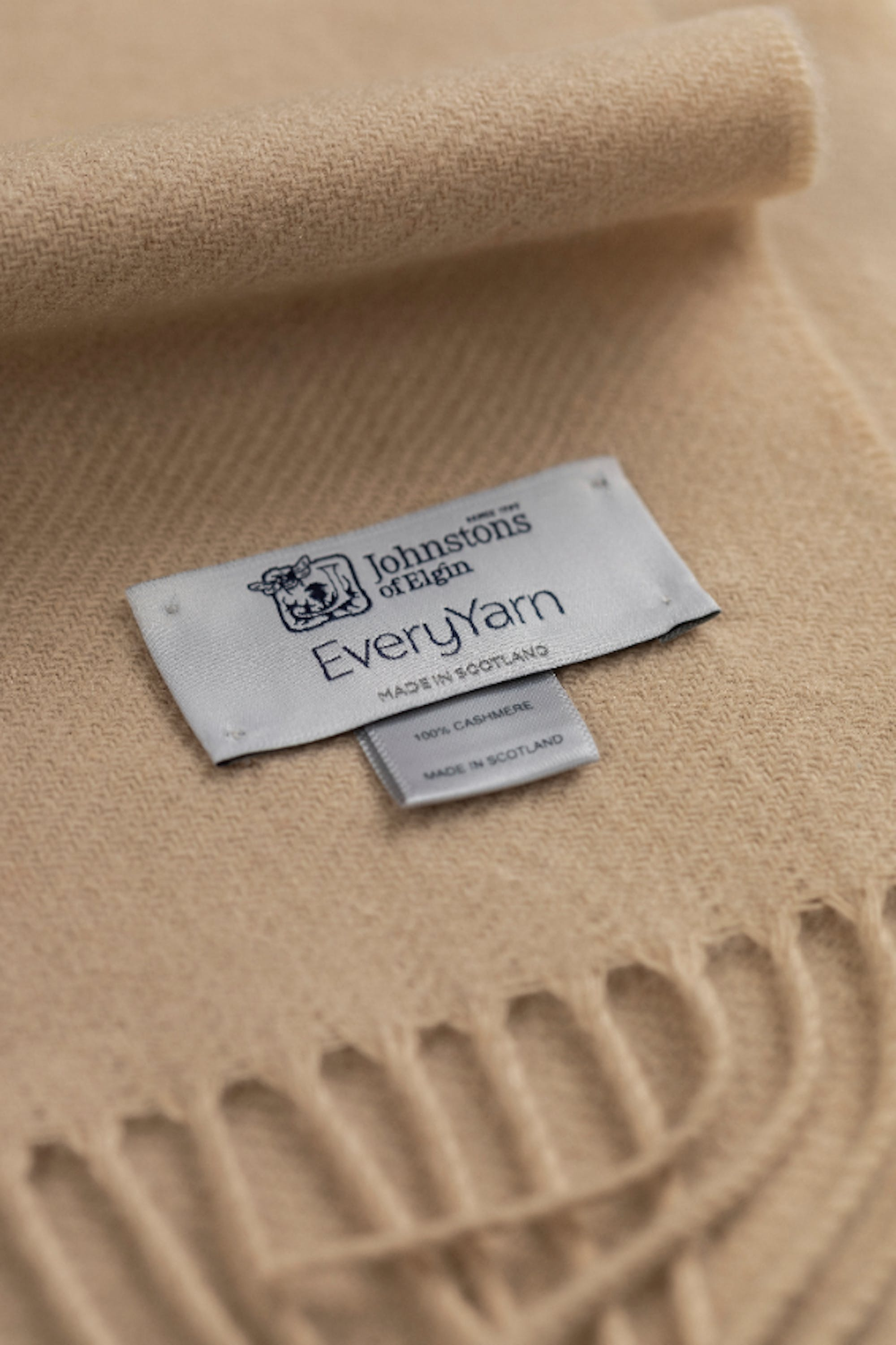 Sustainable Stories  Johnstons of Elgin launchesnew label EveryYarn