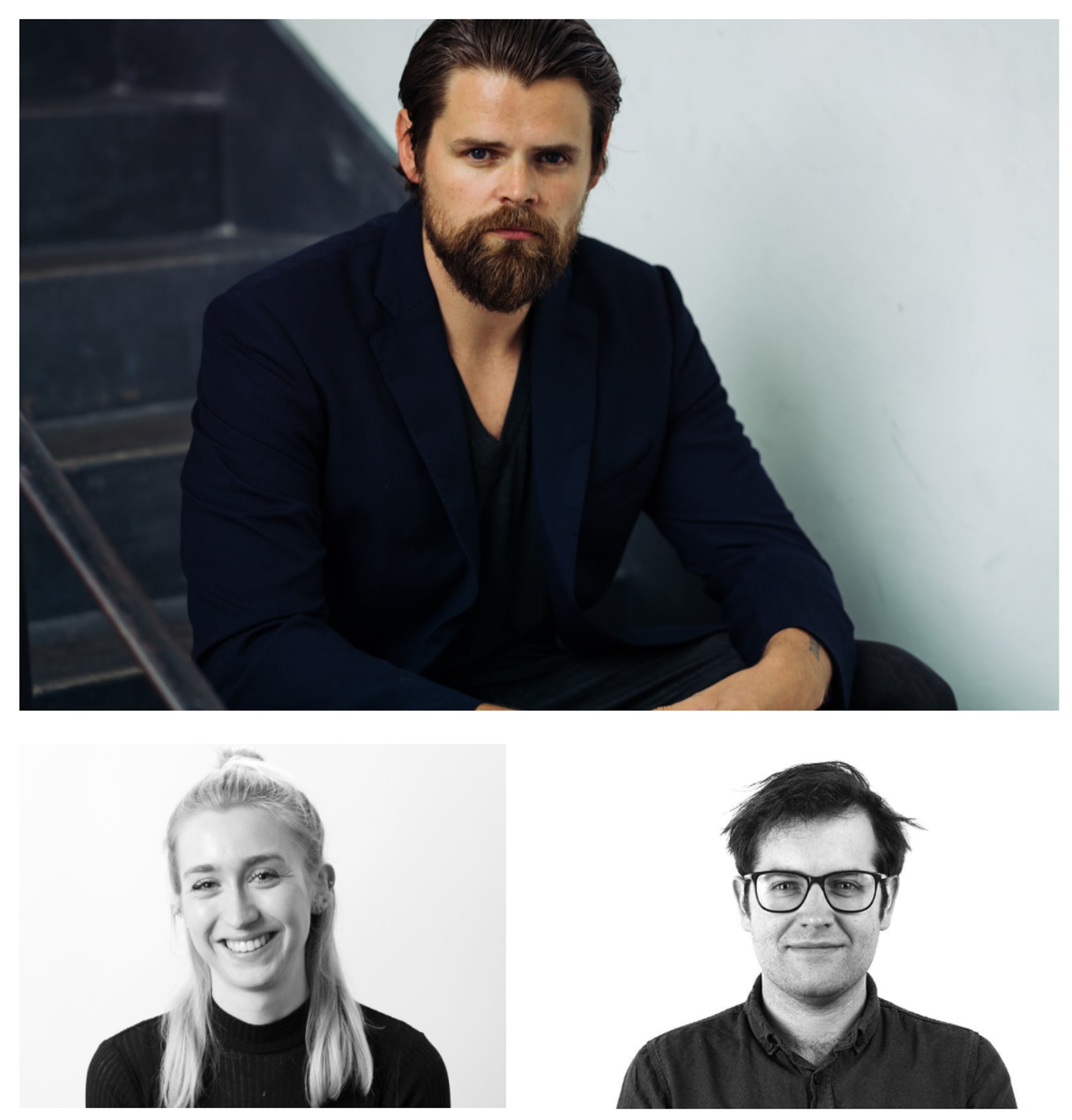 Spotlight on the Speakers  Tom Marchant, Sophia Kay and Adam Larter, Black Tomato: The New Language of Luxury